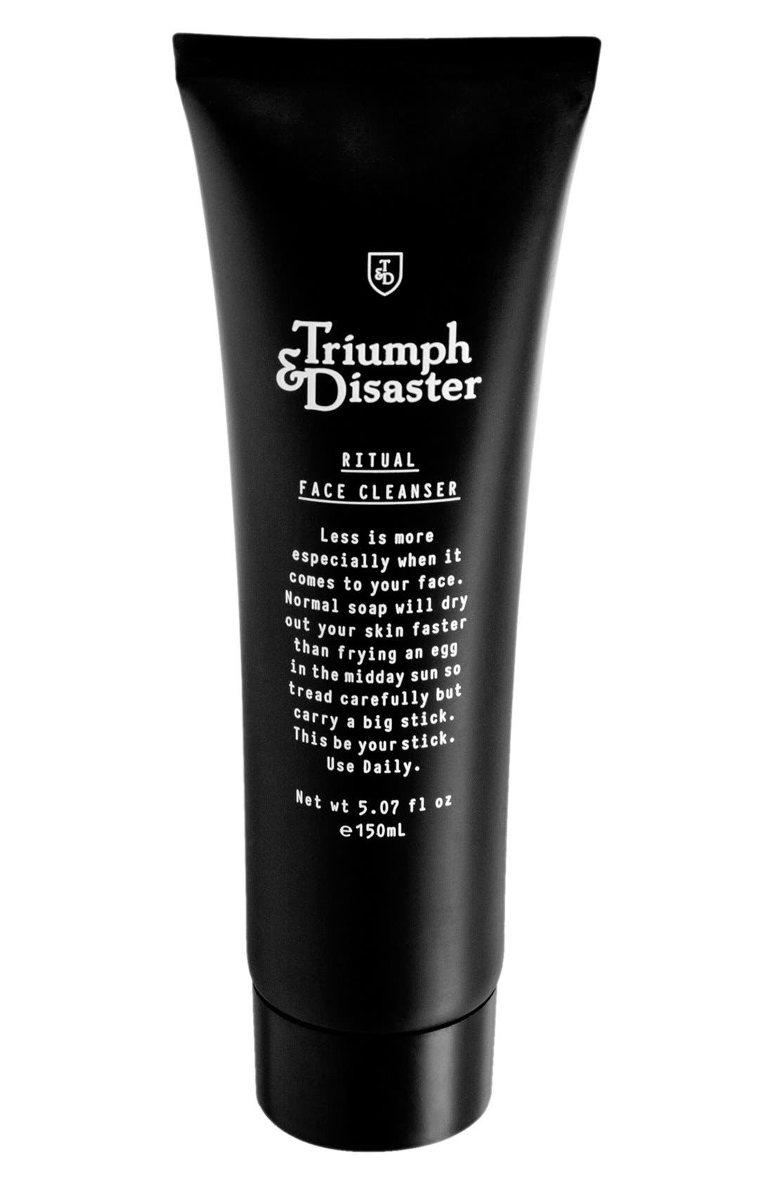 Triumph & Disaster 'Ritual' Face Cleanser