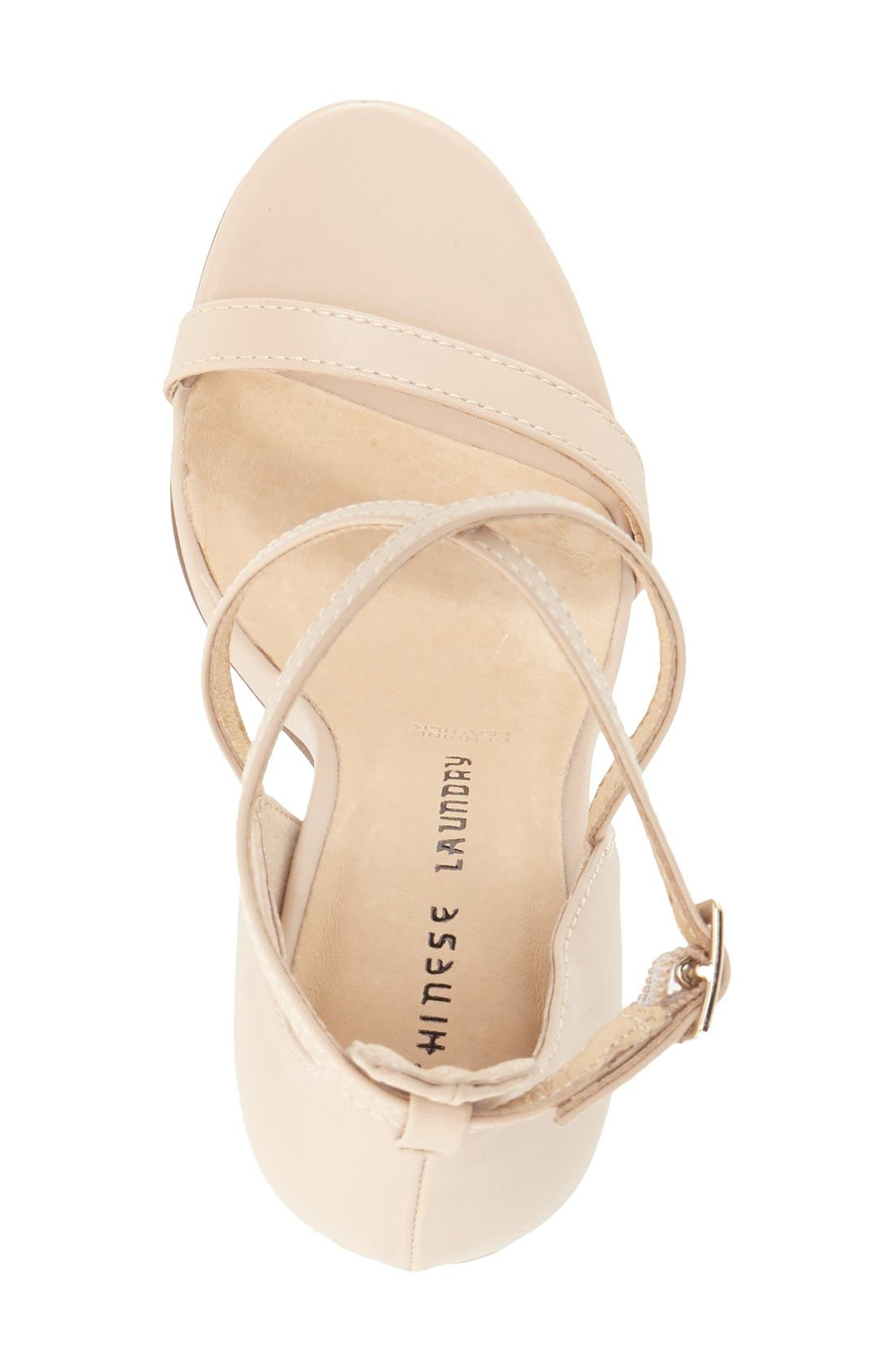 Alternate Image 3  - Chinese Laundry 'Lavelle' Ankle Strap Sandal (Women)