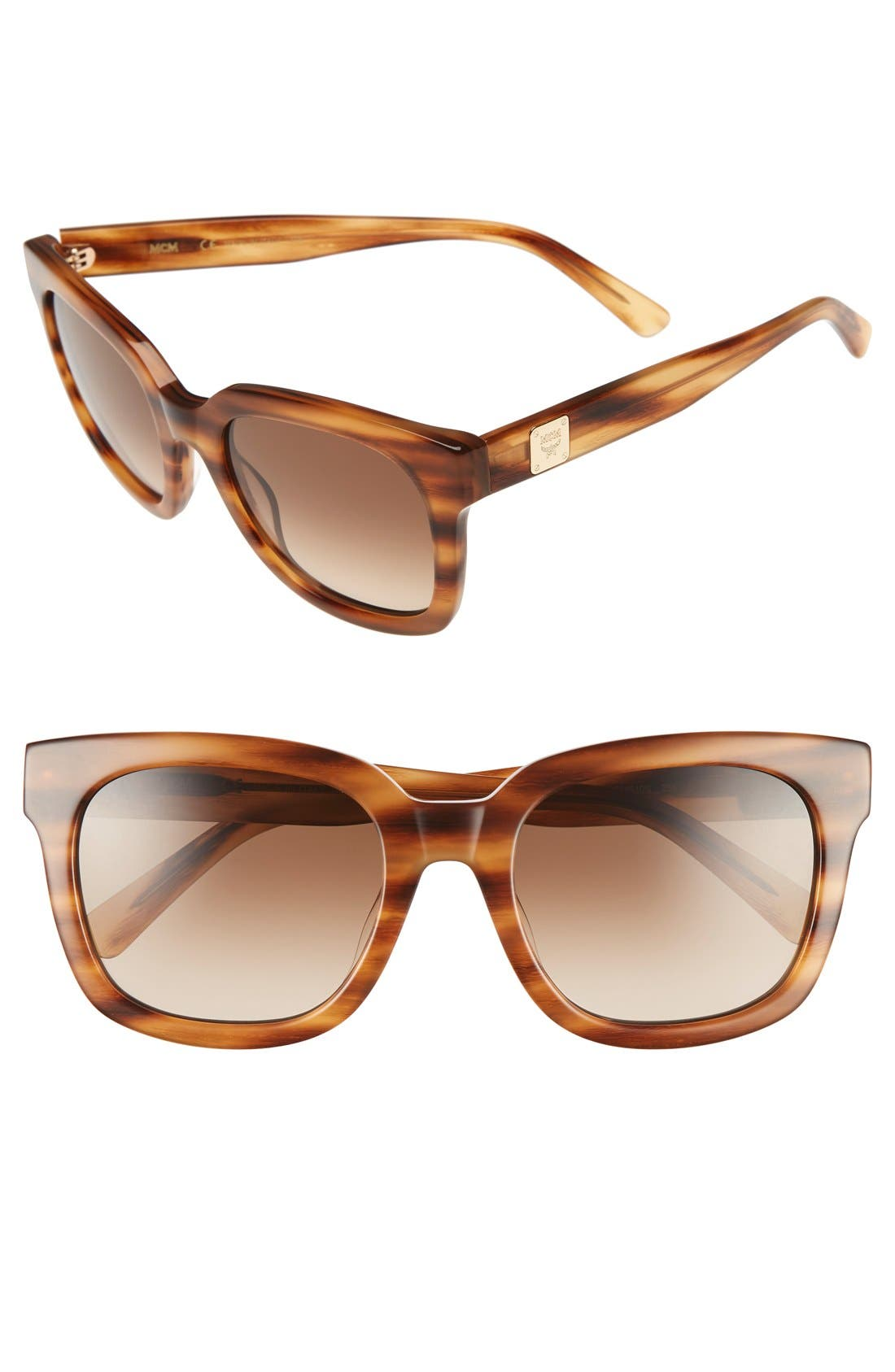 MCM 54mm Retro Sunglasses