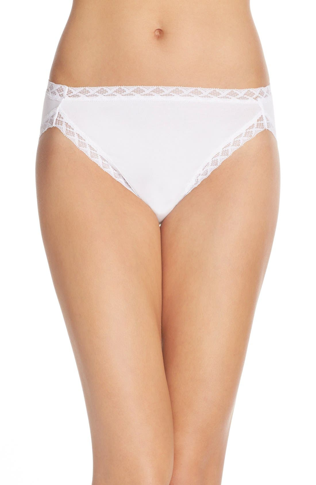 Natori Bliss French Cut Briefs (3 for $45)