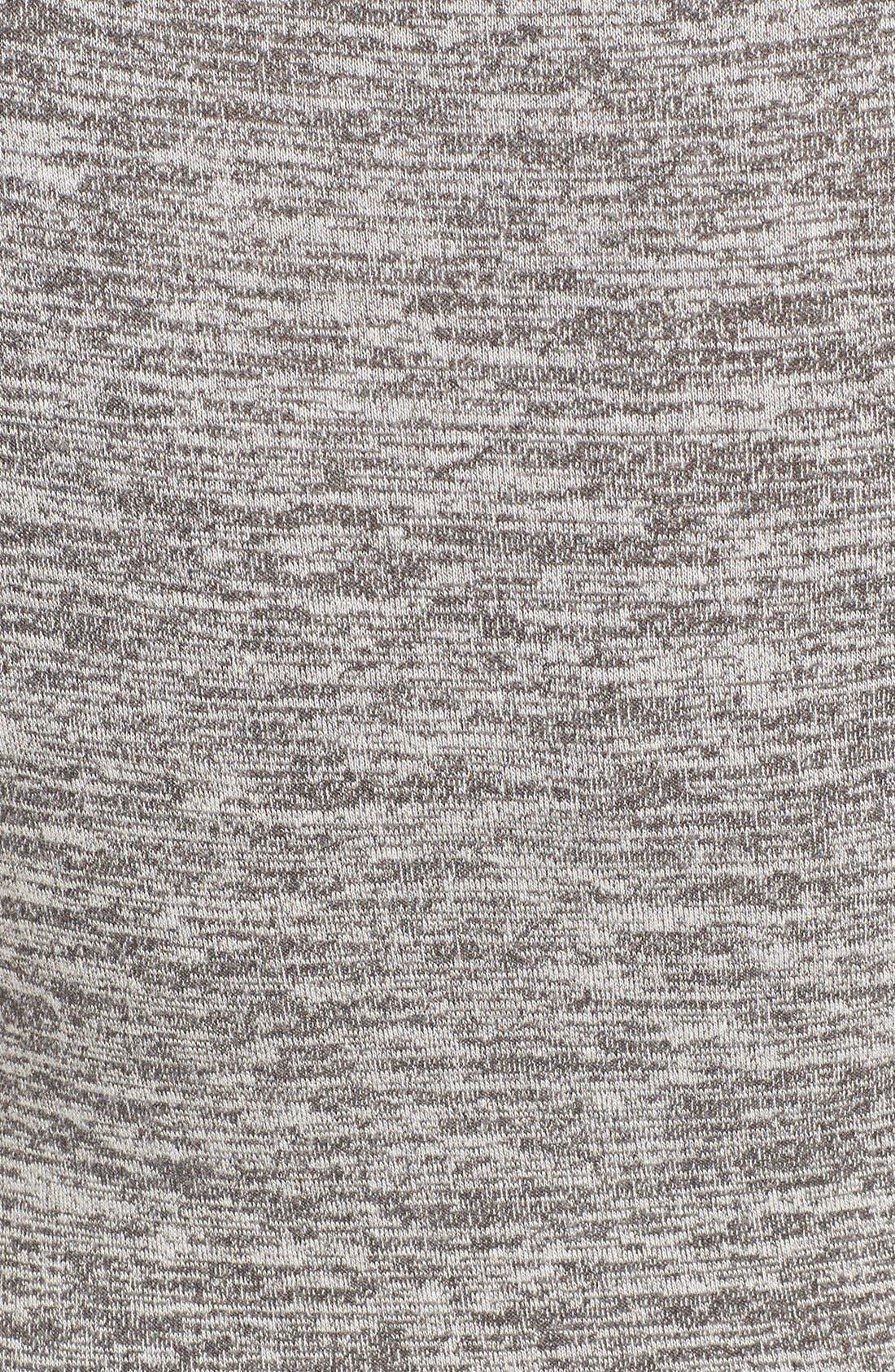 Alternate Image 5  - Leith V-Neck Ruched Dress