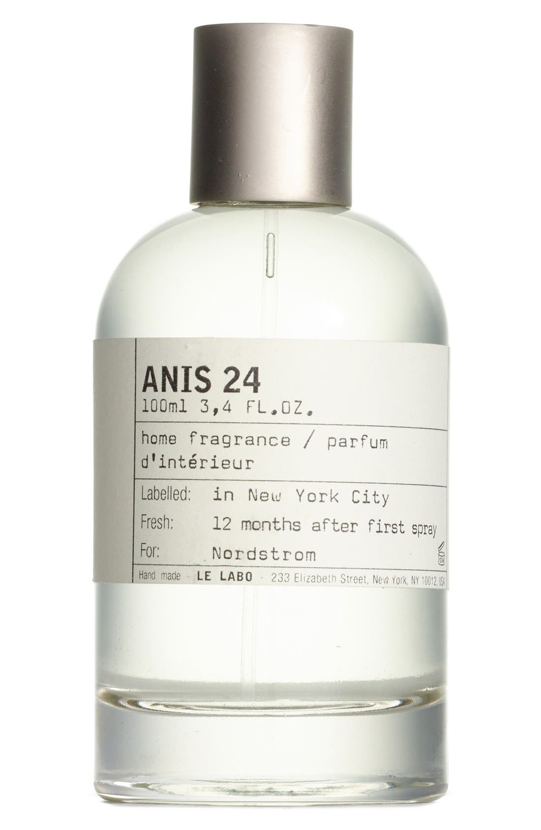 Alternate Image 1 Selected - Le Labo 'Anis 24' Home Fragrance Spray