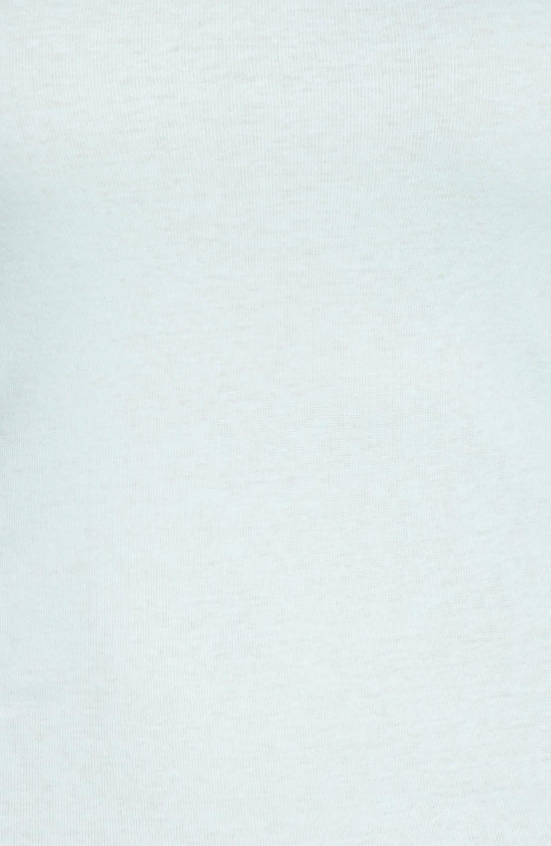 Alternate Image 5  - Caslon® Knit Cotton Tank