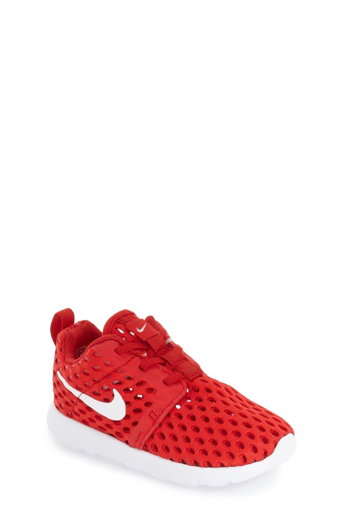 Main Image - Nike 'Roshe One Flight Weight' Sneaker (Baby, Walker &