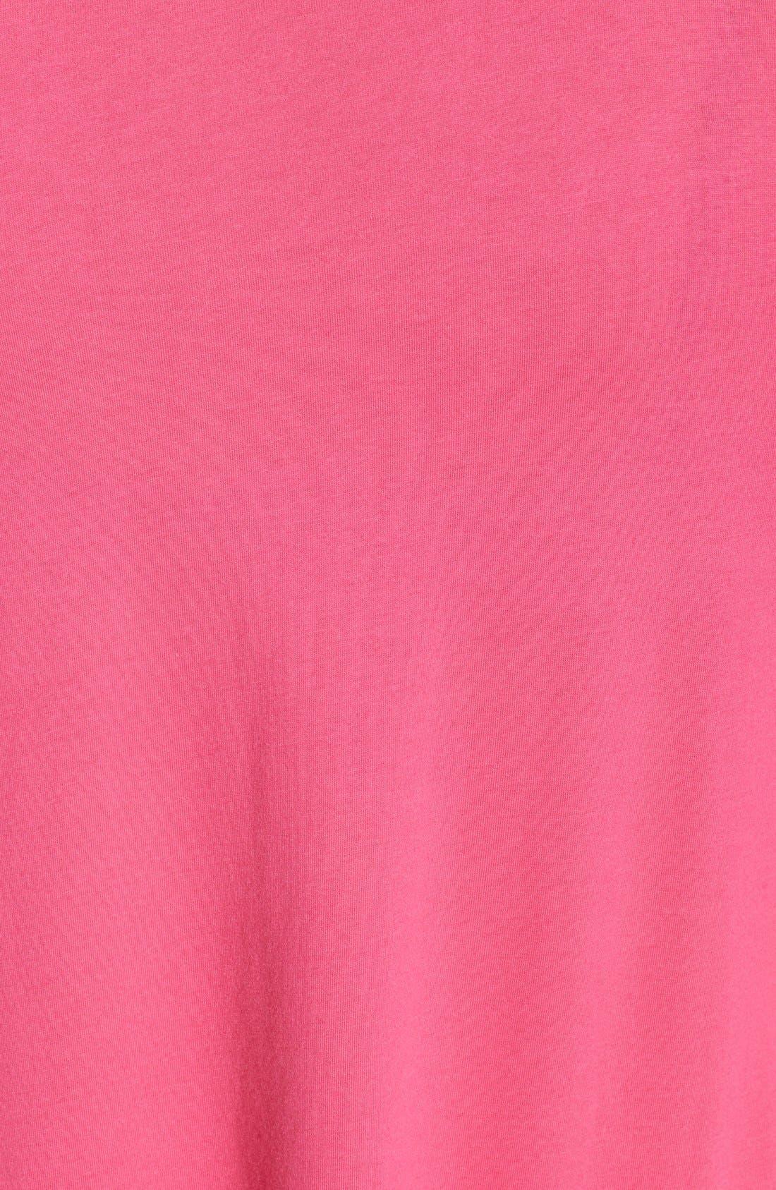 Alternate Image 5  - Lauren Ralph Lauren Knit Pajamas (Plus Size) (Online Only)