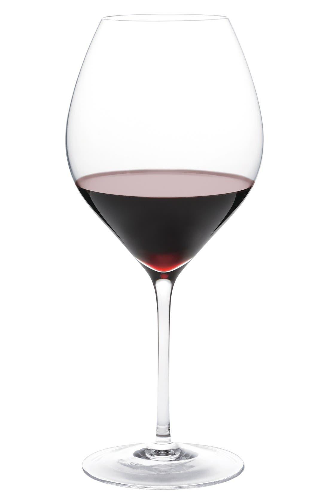 Alternate Image 1 Selected - Nordstrom at Home Ravenna Set of 4 Red Wine Glasses