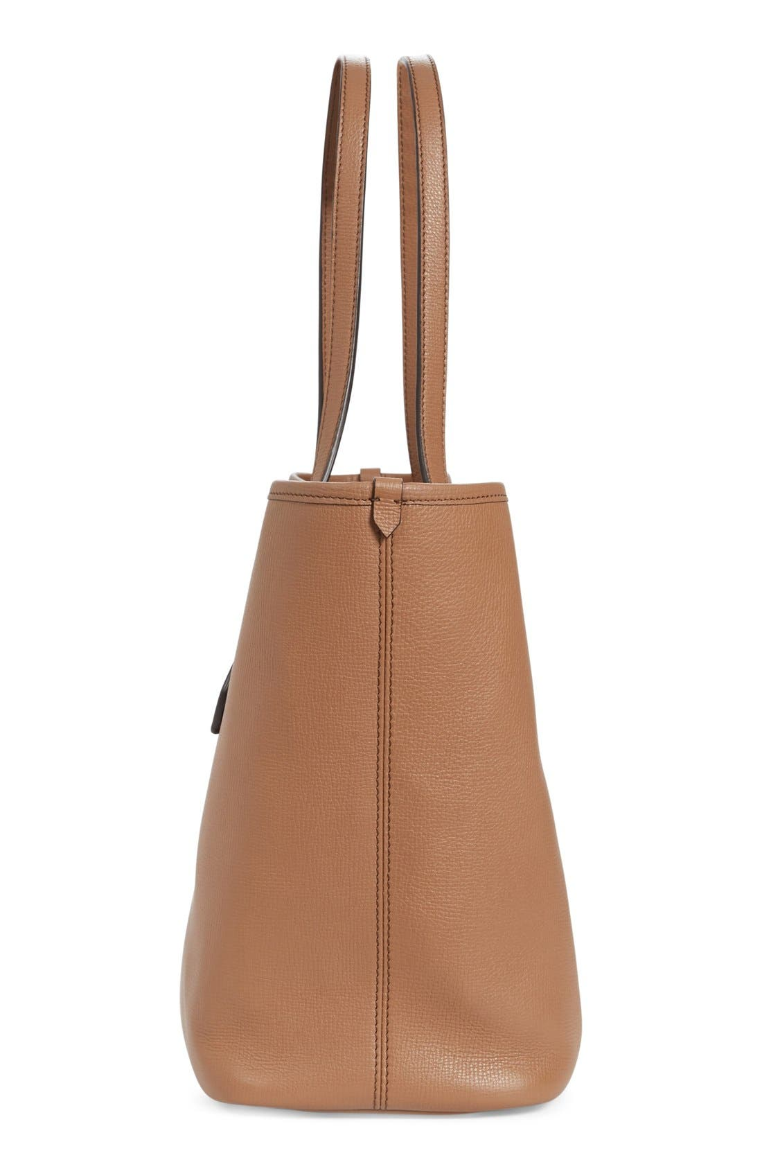 Alternate Image 5  - Burberry 'Medium Honeybrook' Leather Tote