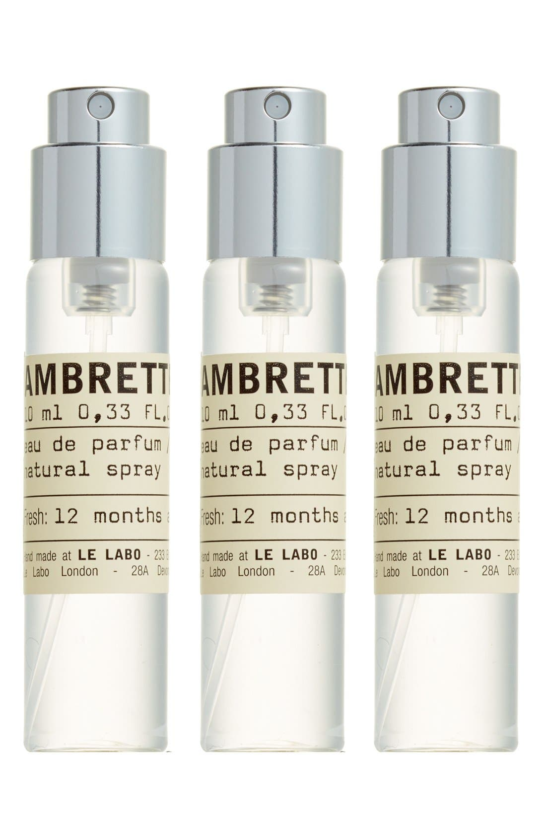 Le Labo 'Ambrette 9' Travel Tube Refill
