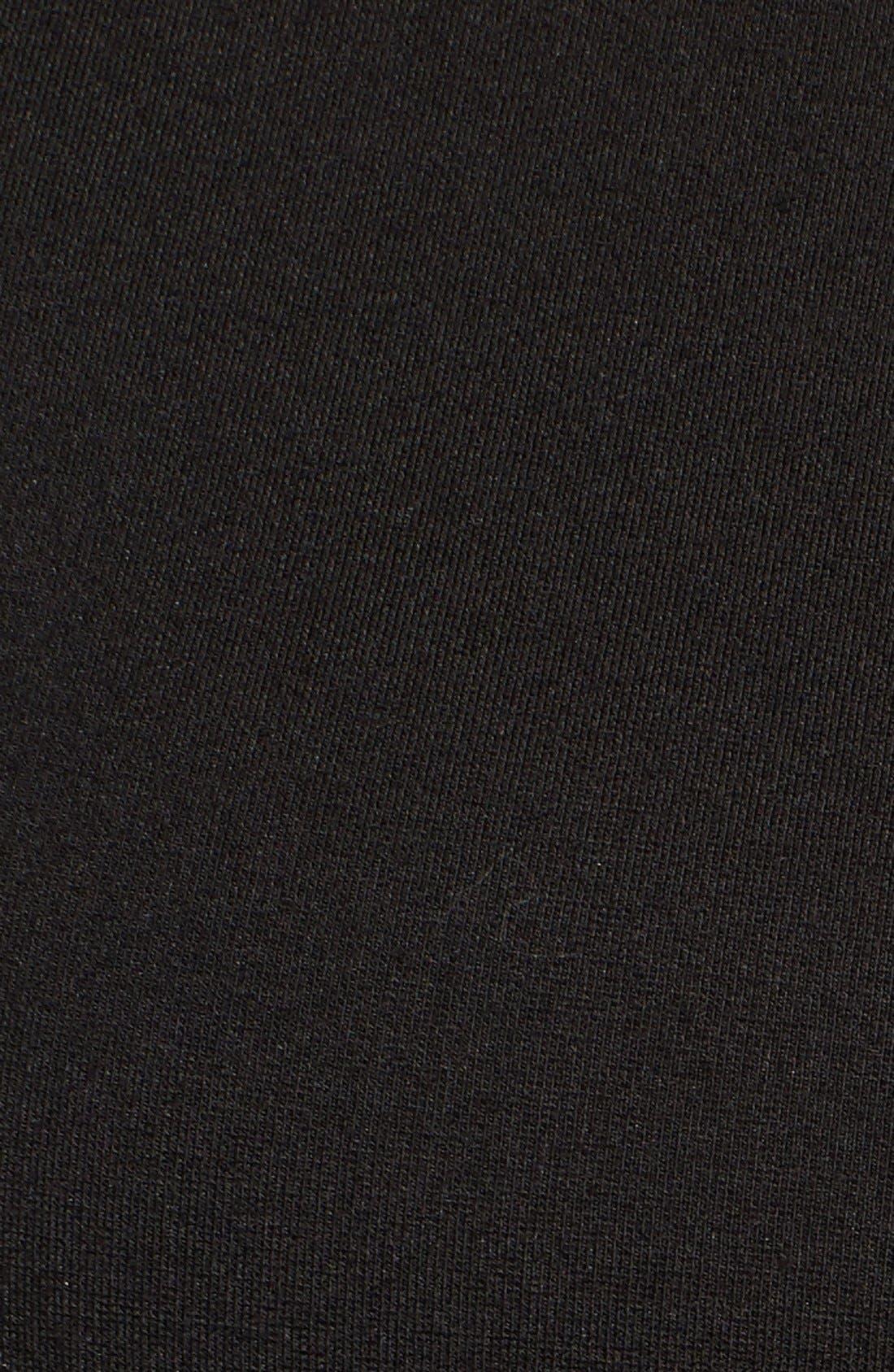 Alternate Image 5  - Leith Curved Hem Crop Top
