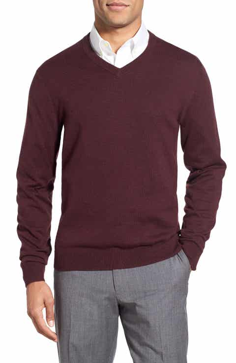 Men's Red Sweaters | Nordstrom