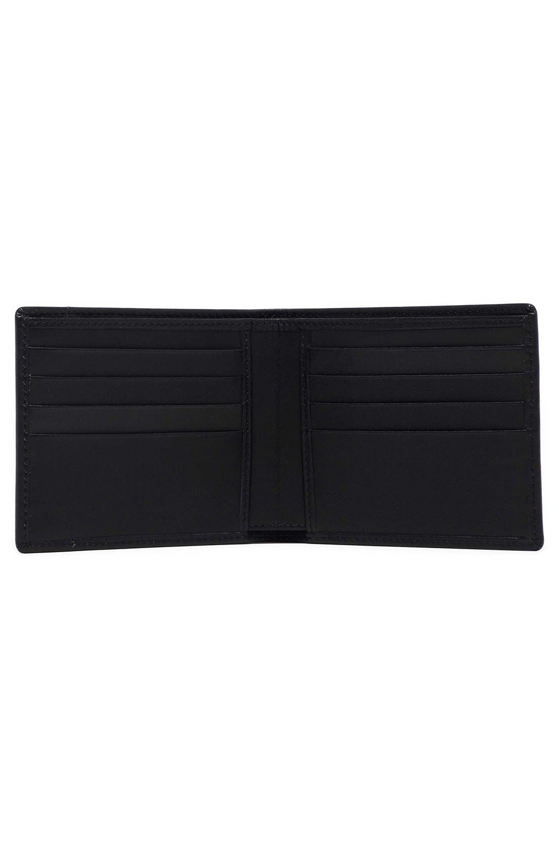 Alternate Image 2  - Ghurka Classic Leather Wallet