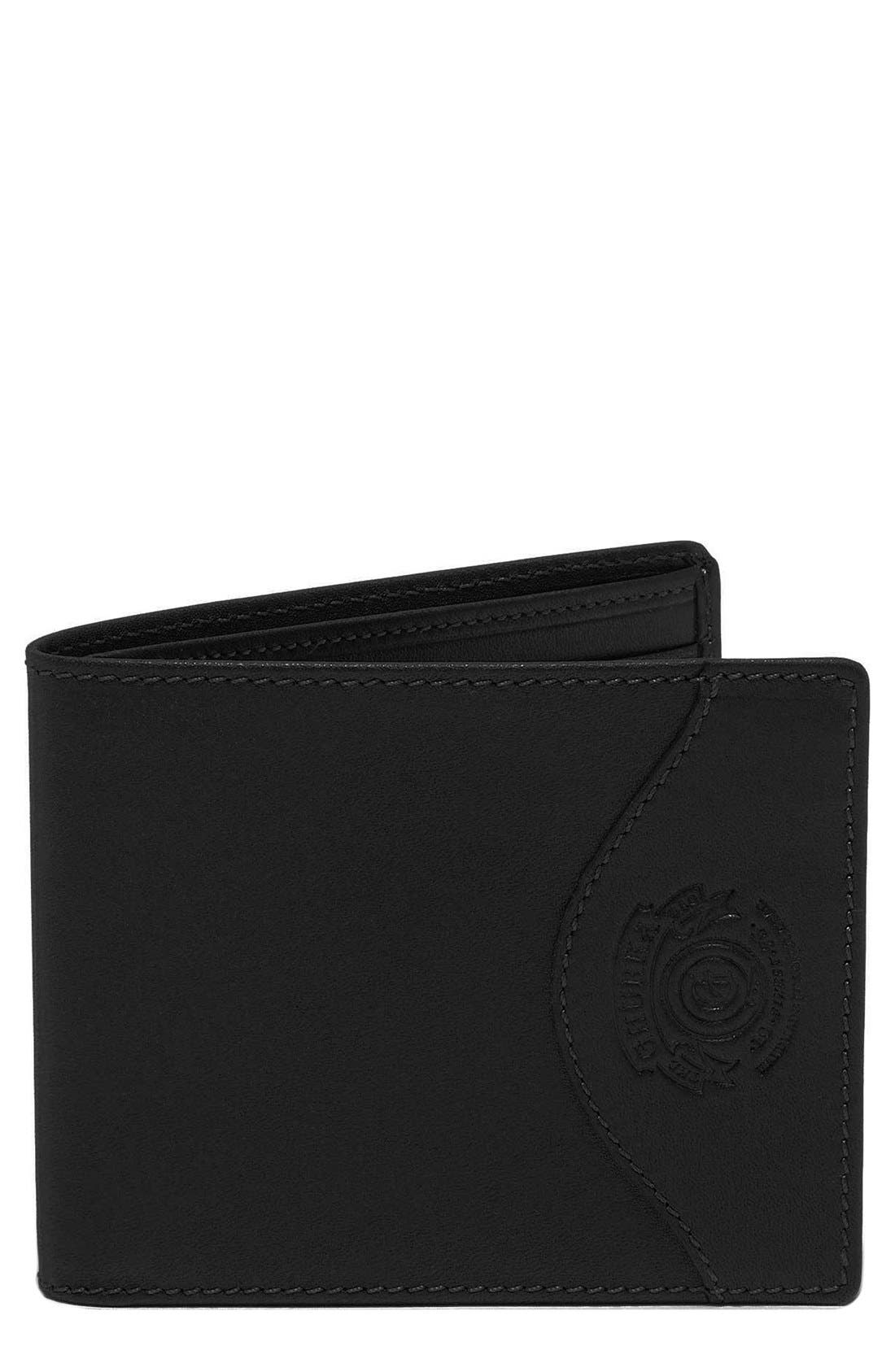 Alternate Image 1 Selected - Ghurka Classic Leather Wallet