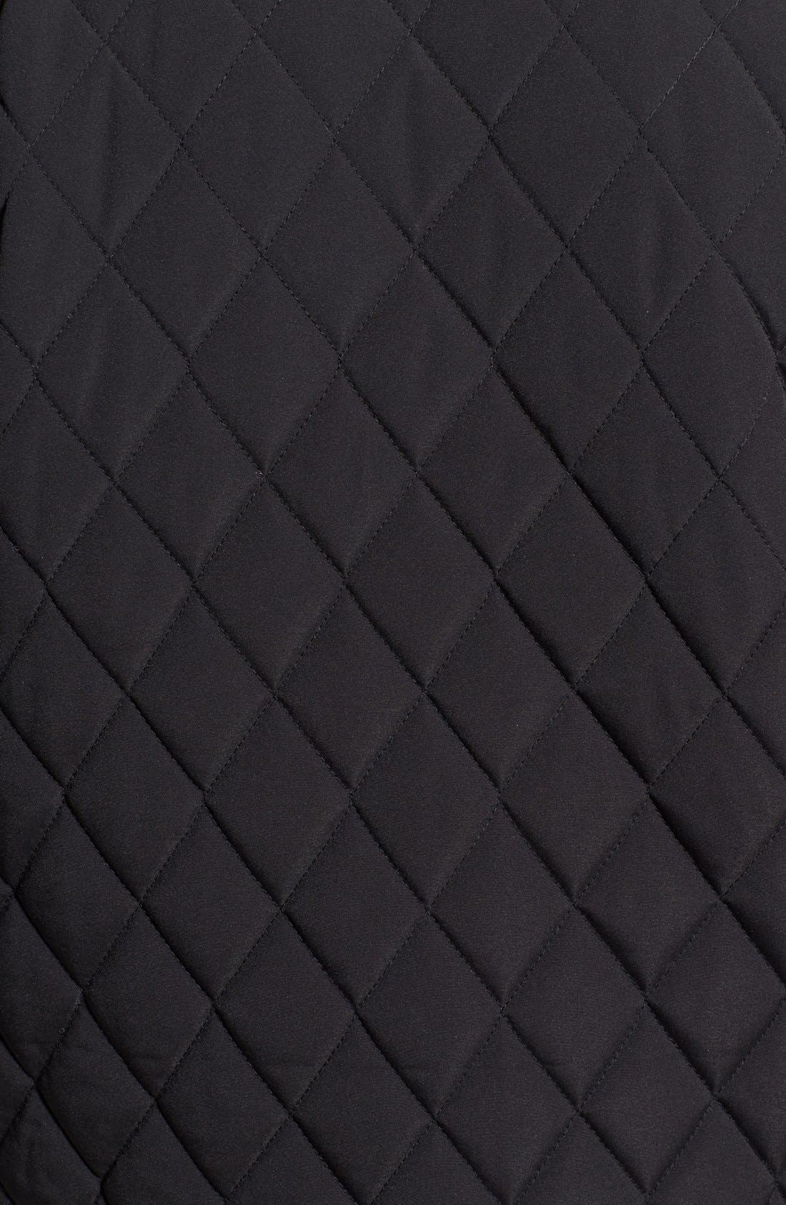 Alternate Image 5  - Tumi Quilted Moto Jacket