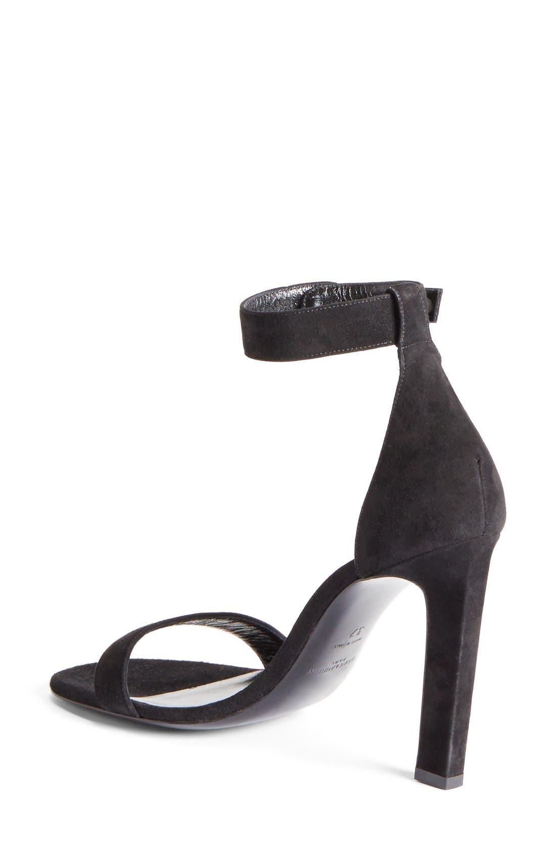 Alternate Image 2  - Saint Laurent 'Grace' Ankle Strap Sandal (Women)