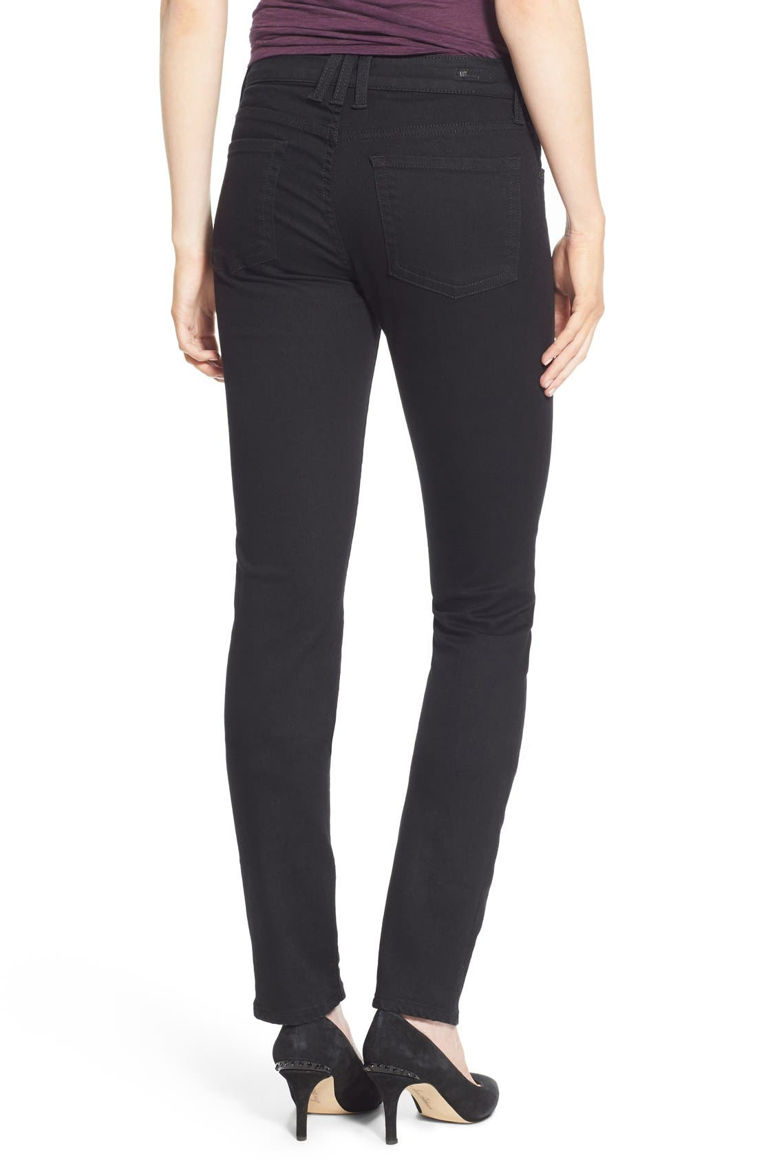 Alternate Image 3  - KUT from the Kloth 'Diana' Stretch Skinny Jeans (Regular & Petite)