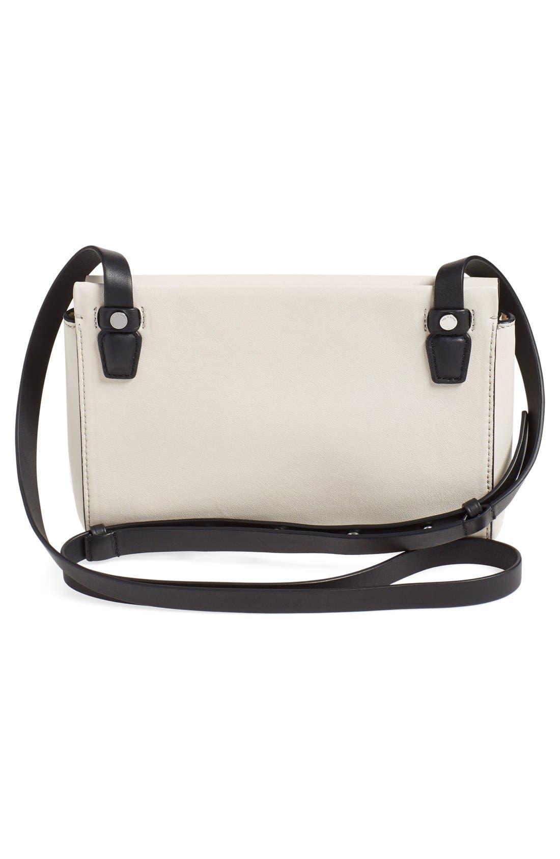 Alternate Image 3  - rag & bone 'Mini Aston' Leather Crossbody Bag
