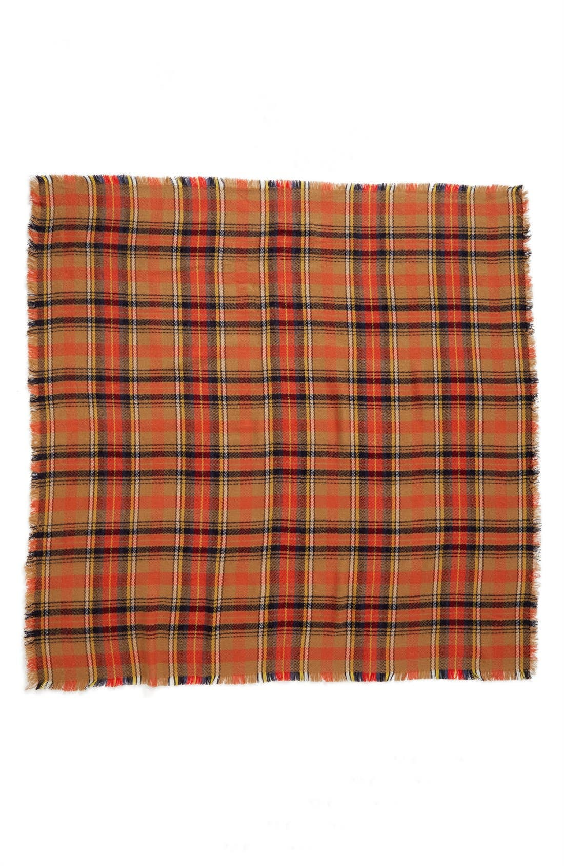 Alternate Image 3  - BP. 'Autumn' Plaid Scarf