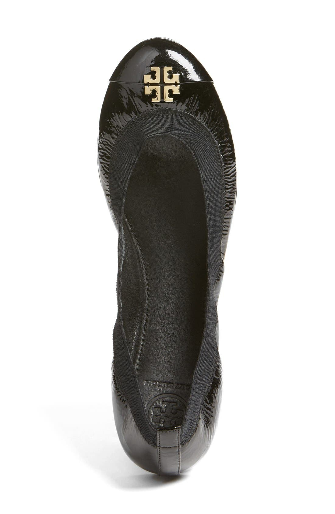 Alternate Image 3  - Tory Burch 'Jolie' Ballet Flat (Women)