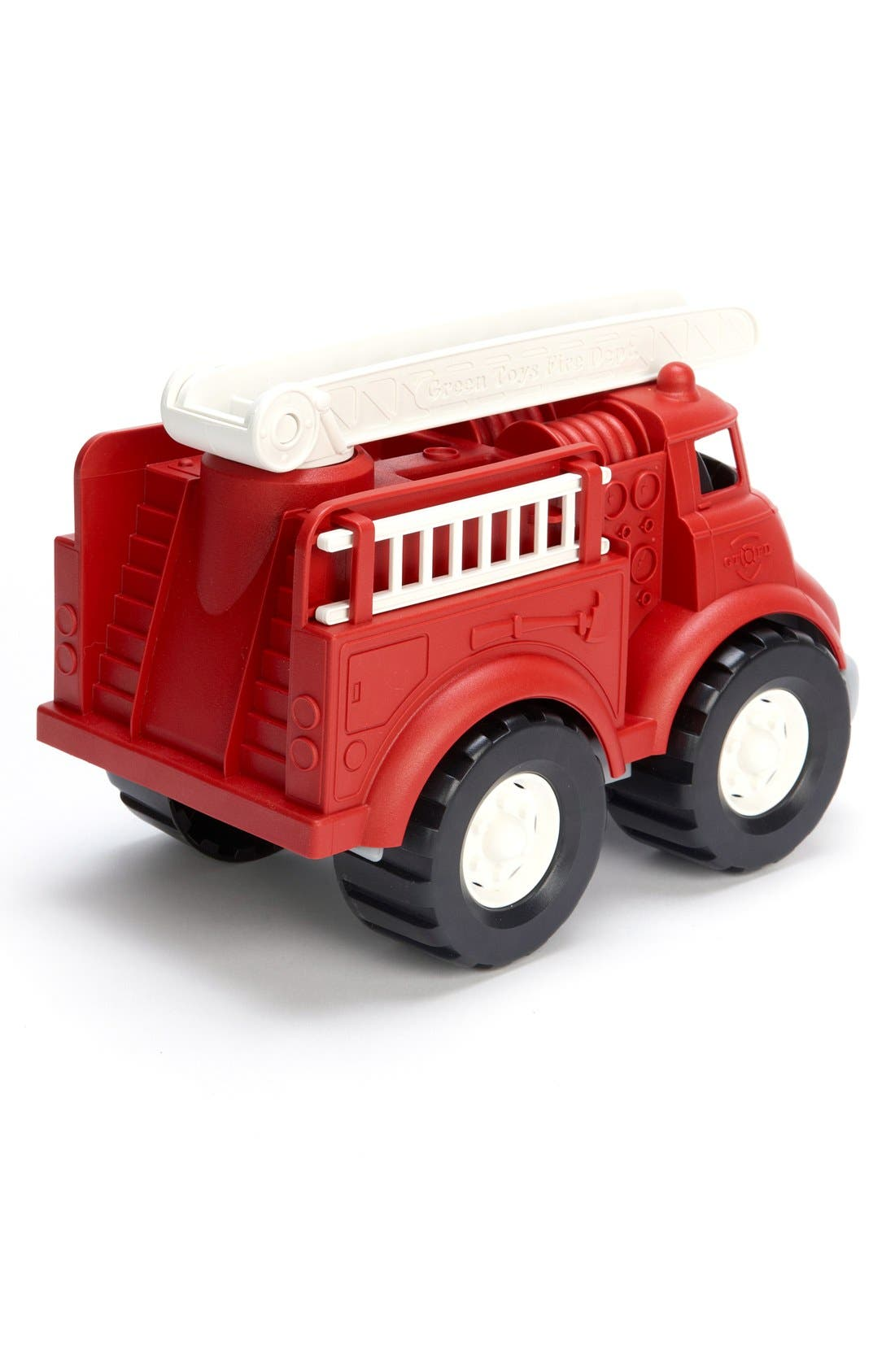 Fire Truck Toy,                             Alternate thumbnail 2, color,                             Misc