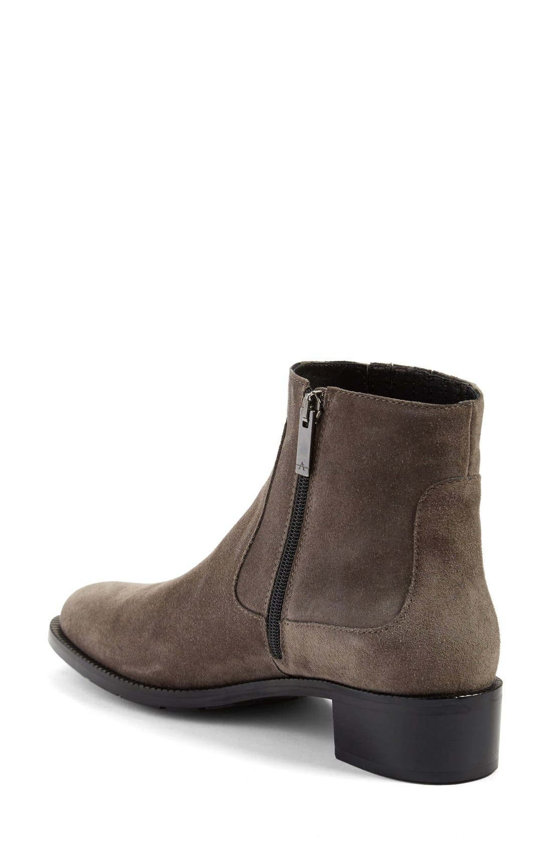 Alternate Image 2  - Aquatalia 'Oribella' Weatherproof Leather Bootie (Women)