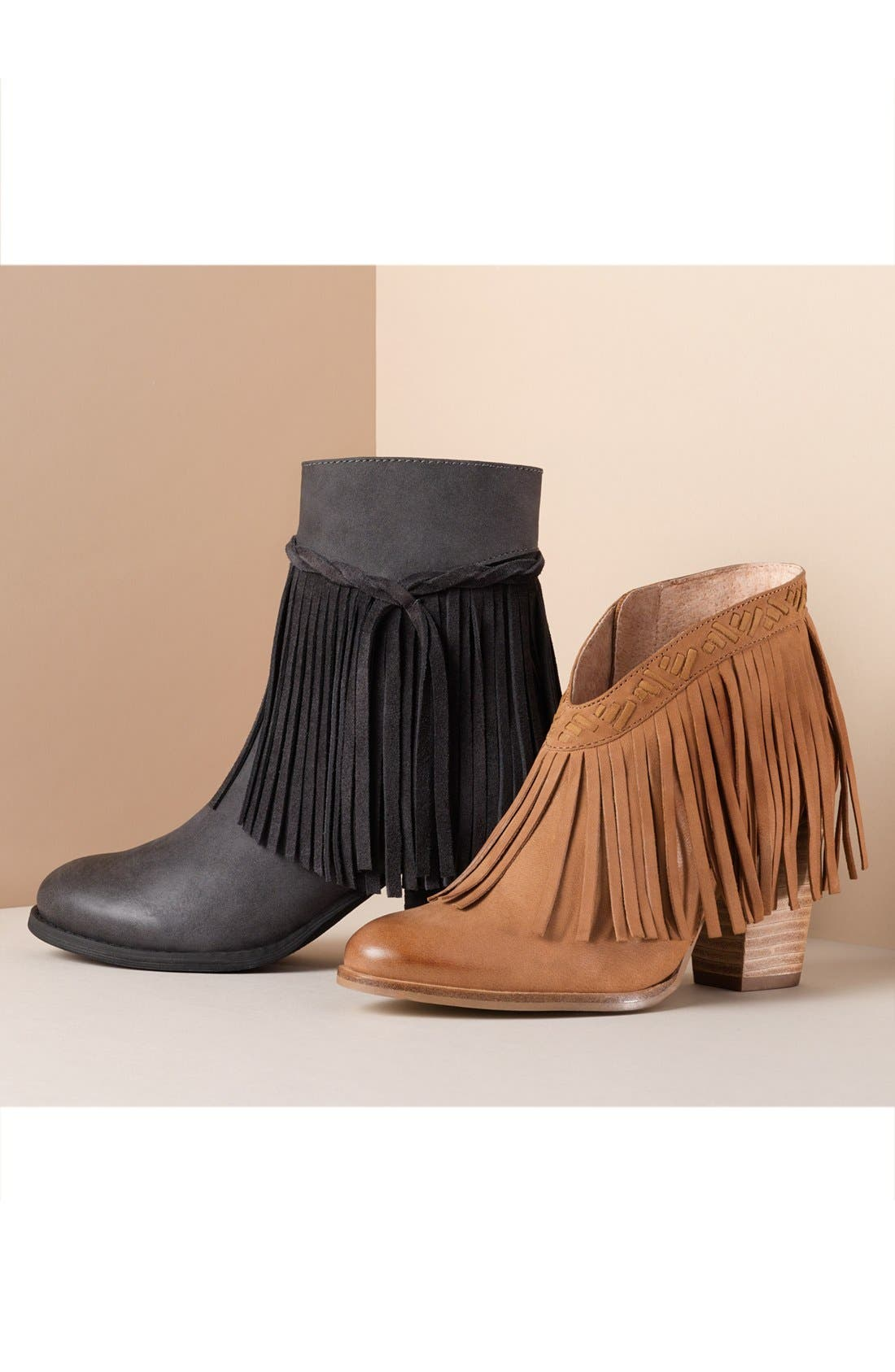 Alternate Image 5  - Seychelles 'World Tour' Fringe Bootie (Women)