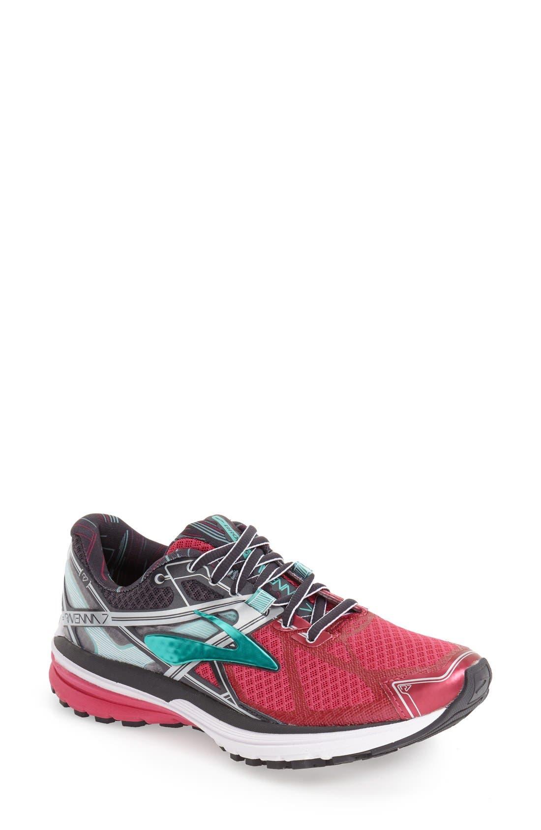 Alternate Image 1 Selected - Brooks 'Ravenna 7' Running Shoe (Women)
