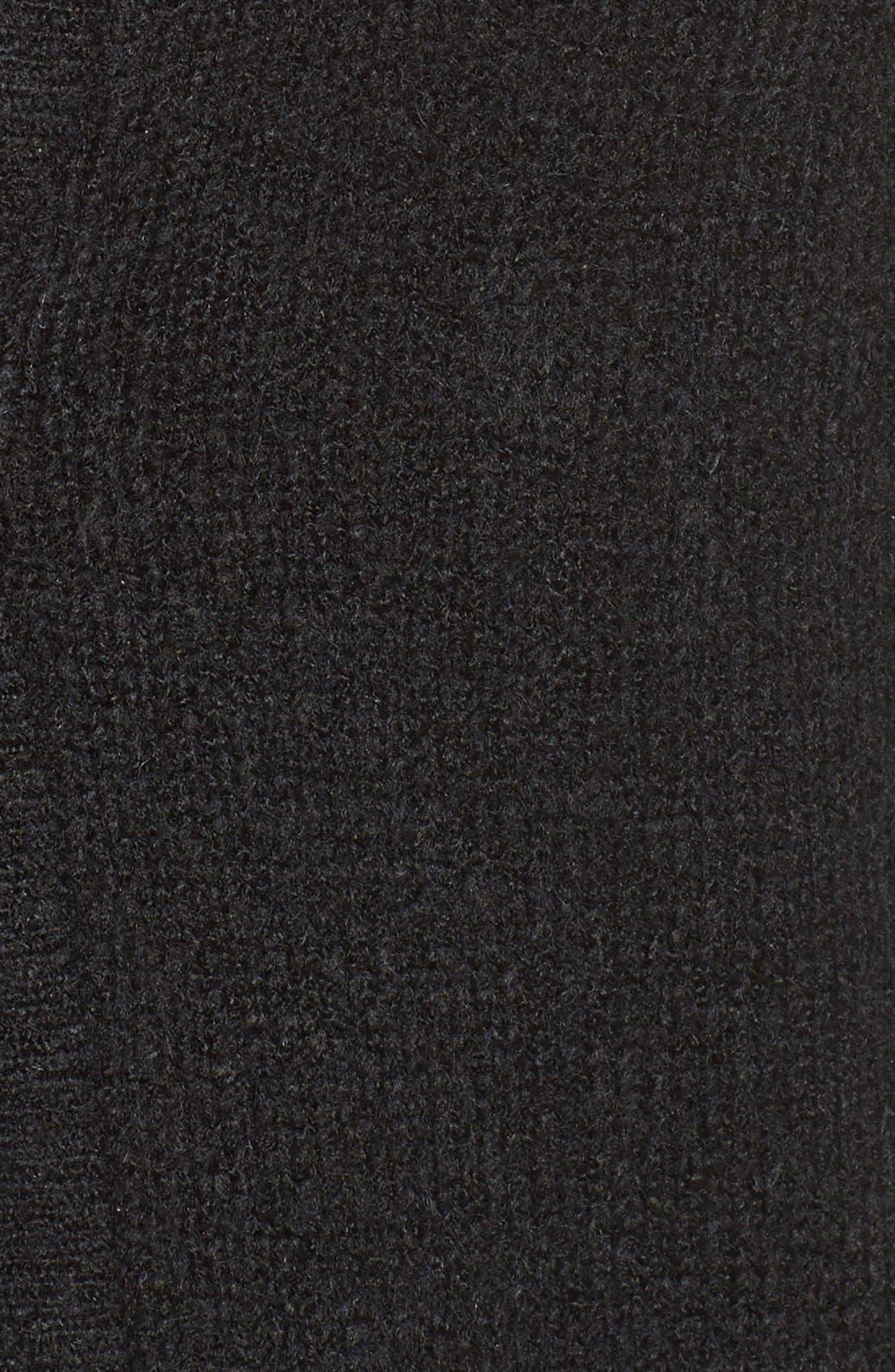 Alternate Image 5  - UGG® 'Judith' Hooded Knit Cardigan