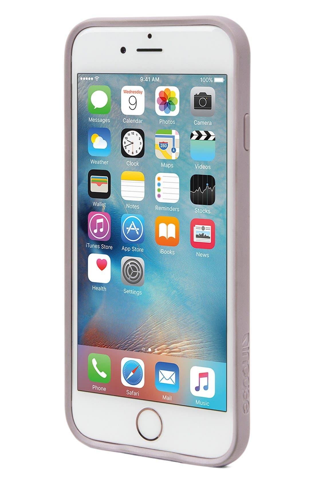 Pop Case iPhone 6 Plus/6s Plus Case,                             Alternate thumbnail 6, color,                             Clear/ Lavender
