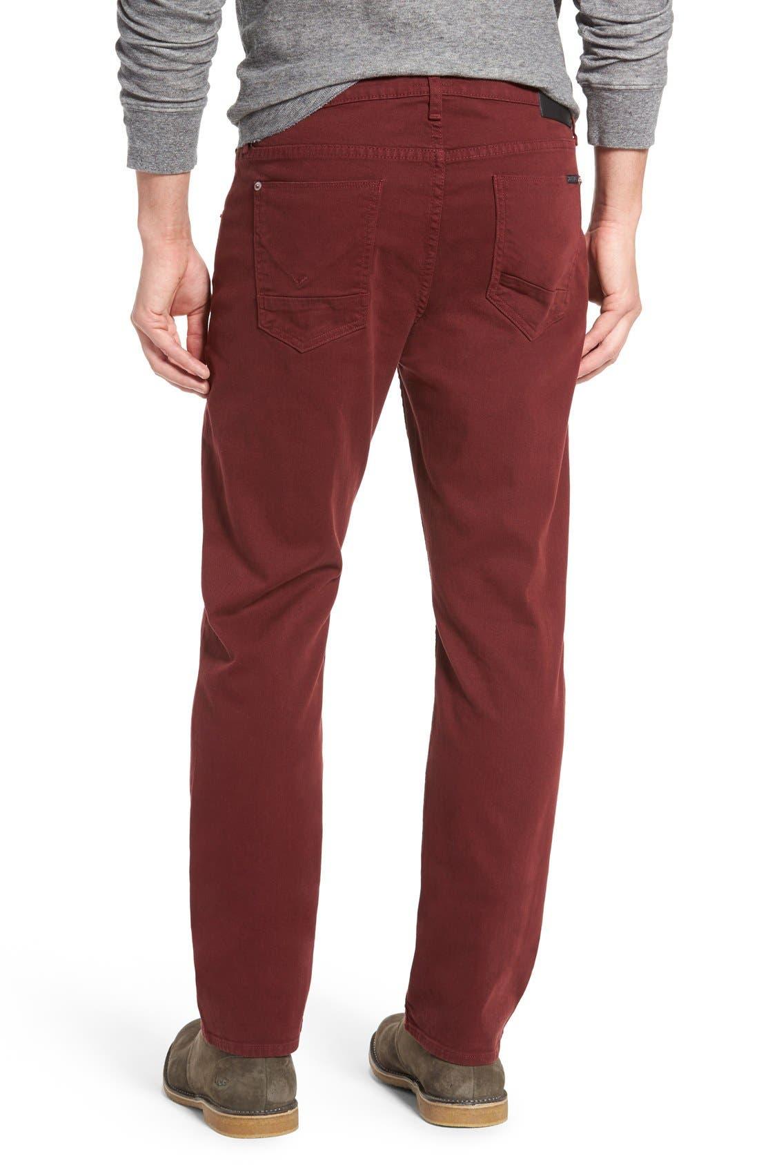 Alternate Image 2  - Hudson Jeans 'Byron' Slim Straight Leg Jeans