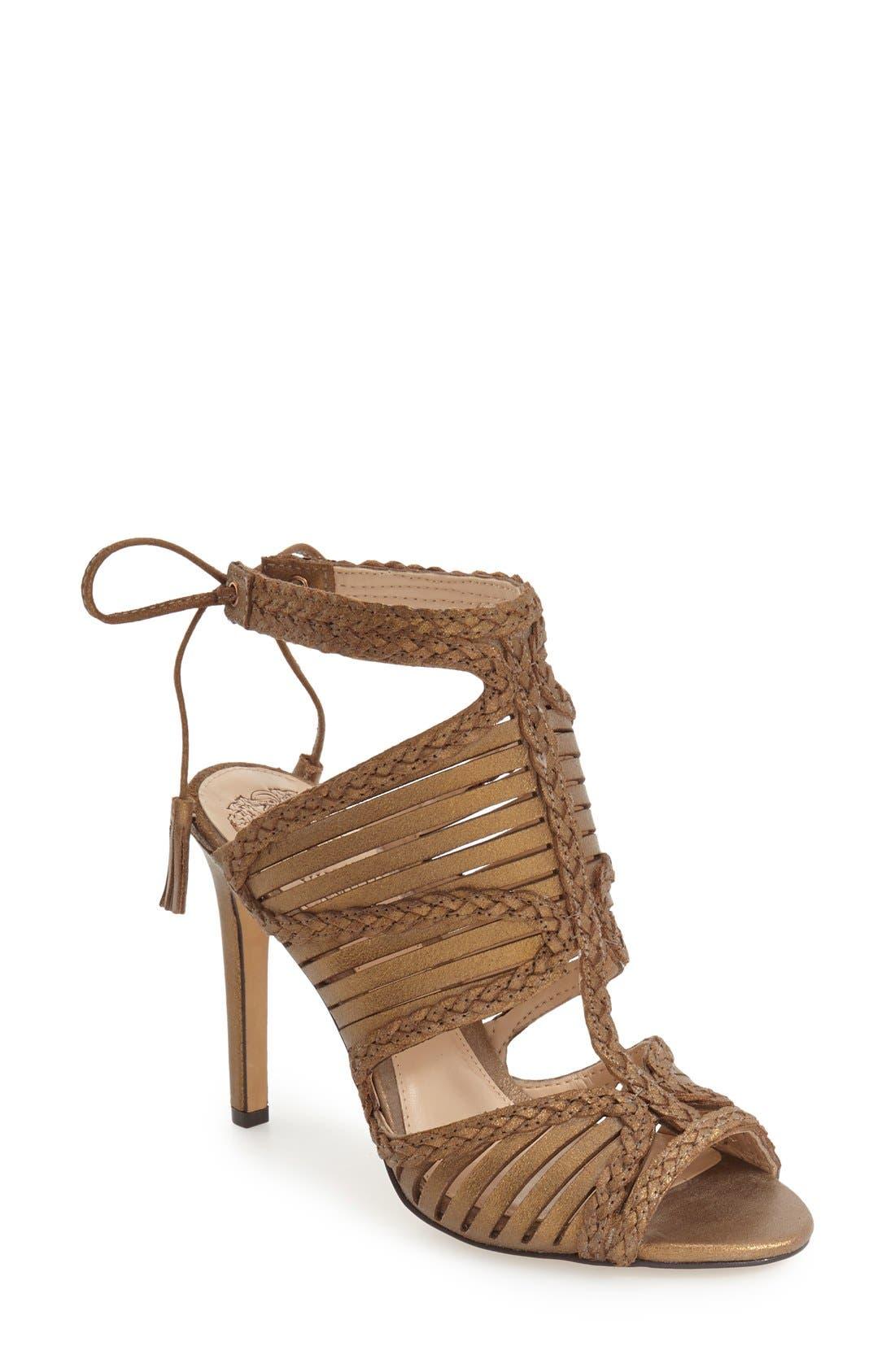 Alternate Image 1 Selected - Vince Camuto 'Kabira' Strappy Sandal (Women)
