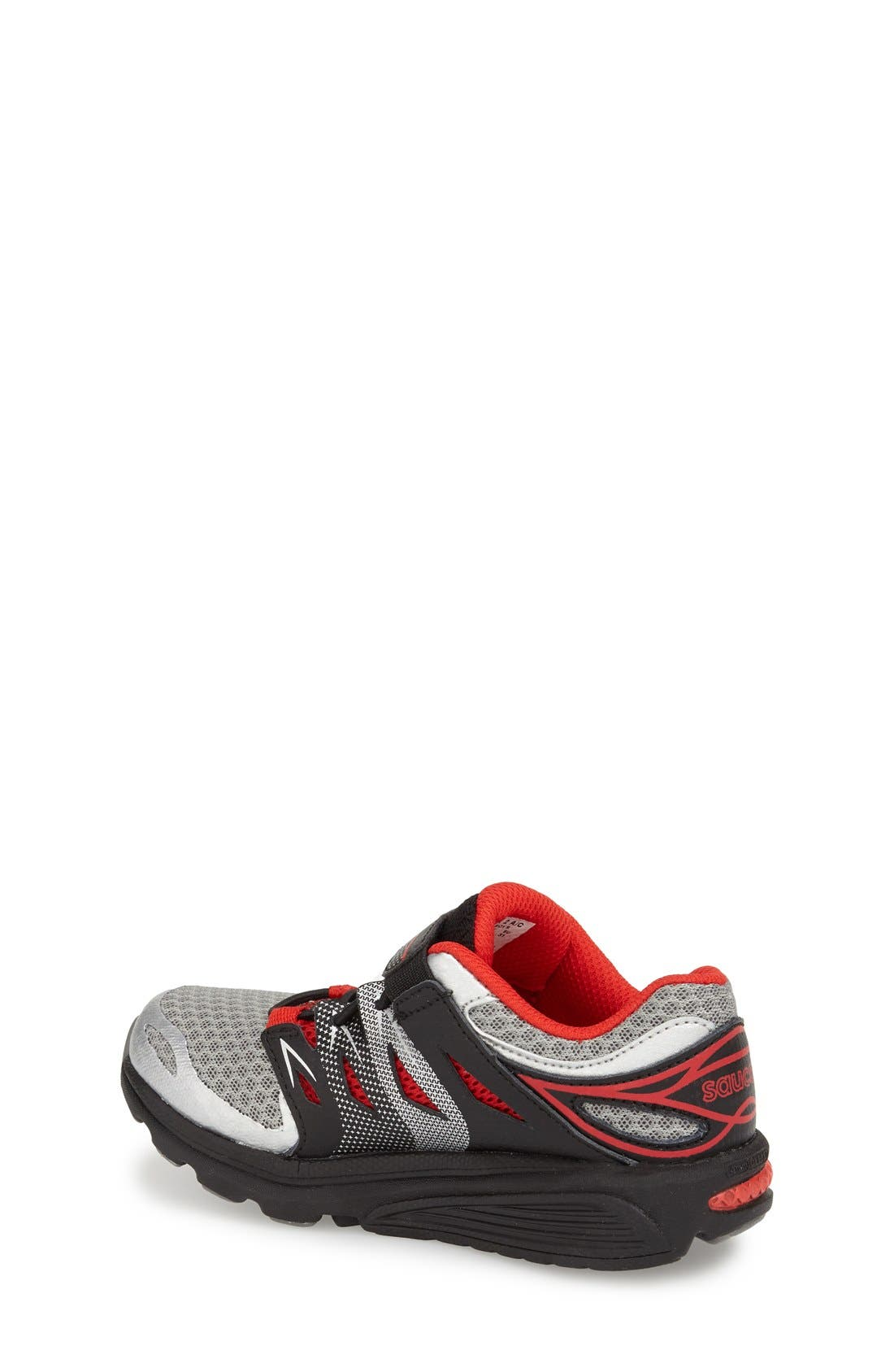 'Zealot 2 AC' Running Shoe,                             Alternate thumbnail 2, color,                             Grey/ Red