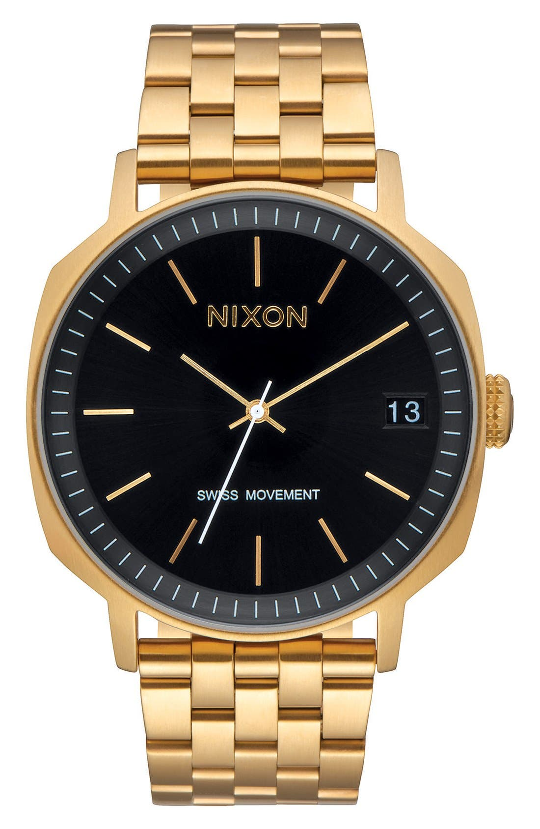 NIXON The Regent II Bracelet Watch, 42mm