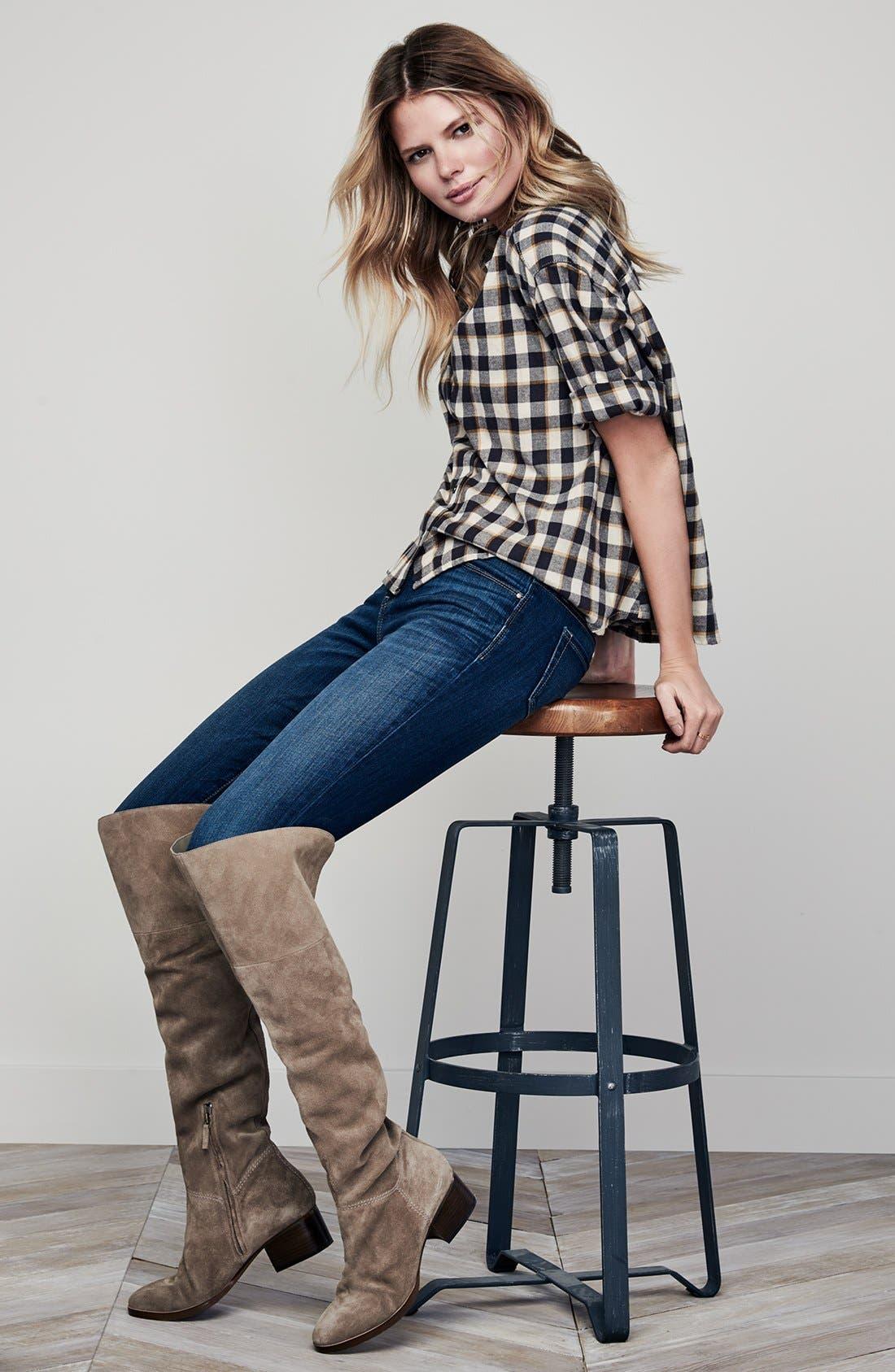 Alternate Image 5  - BP. Tessie Tall Boot (Women)