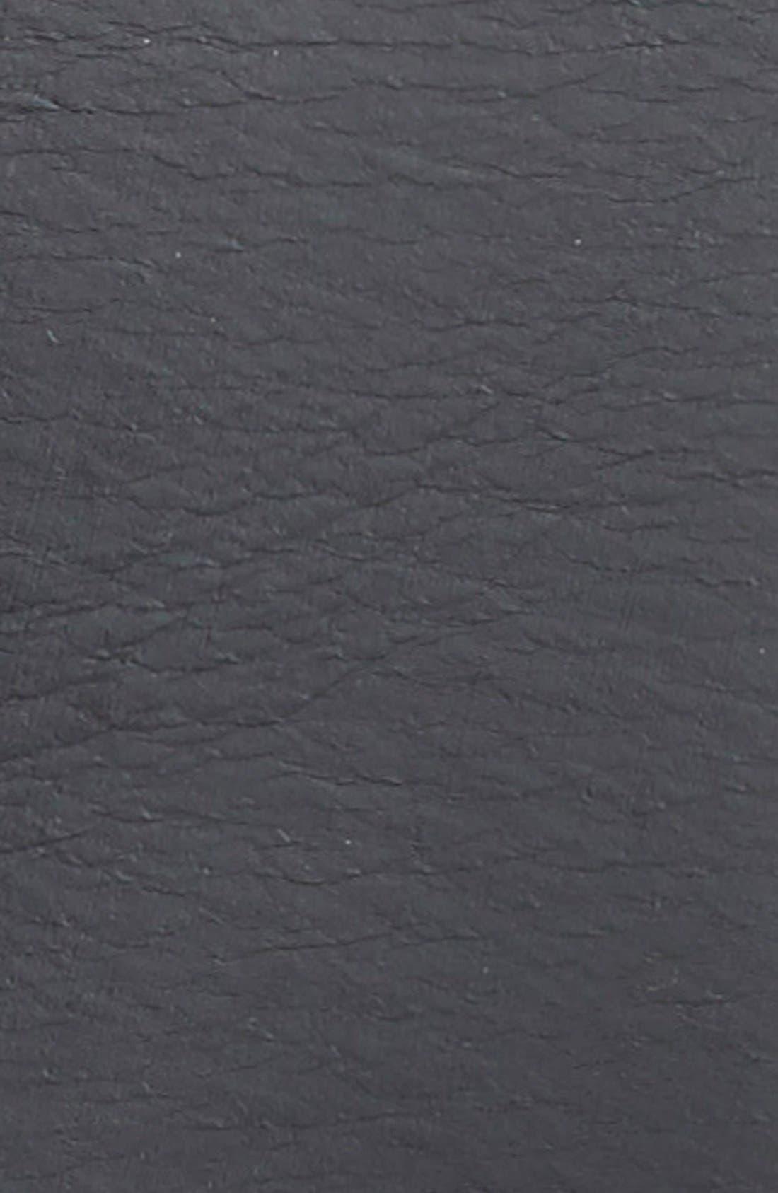 Roller Buckle Belt,                             Alternate thumbnail 2, color,                             Black