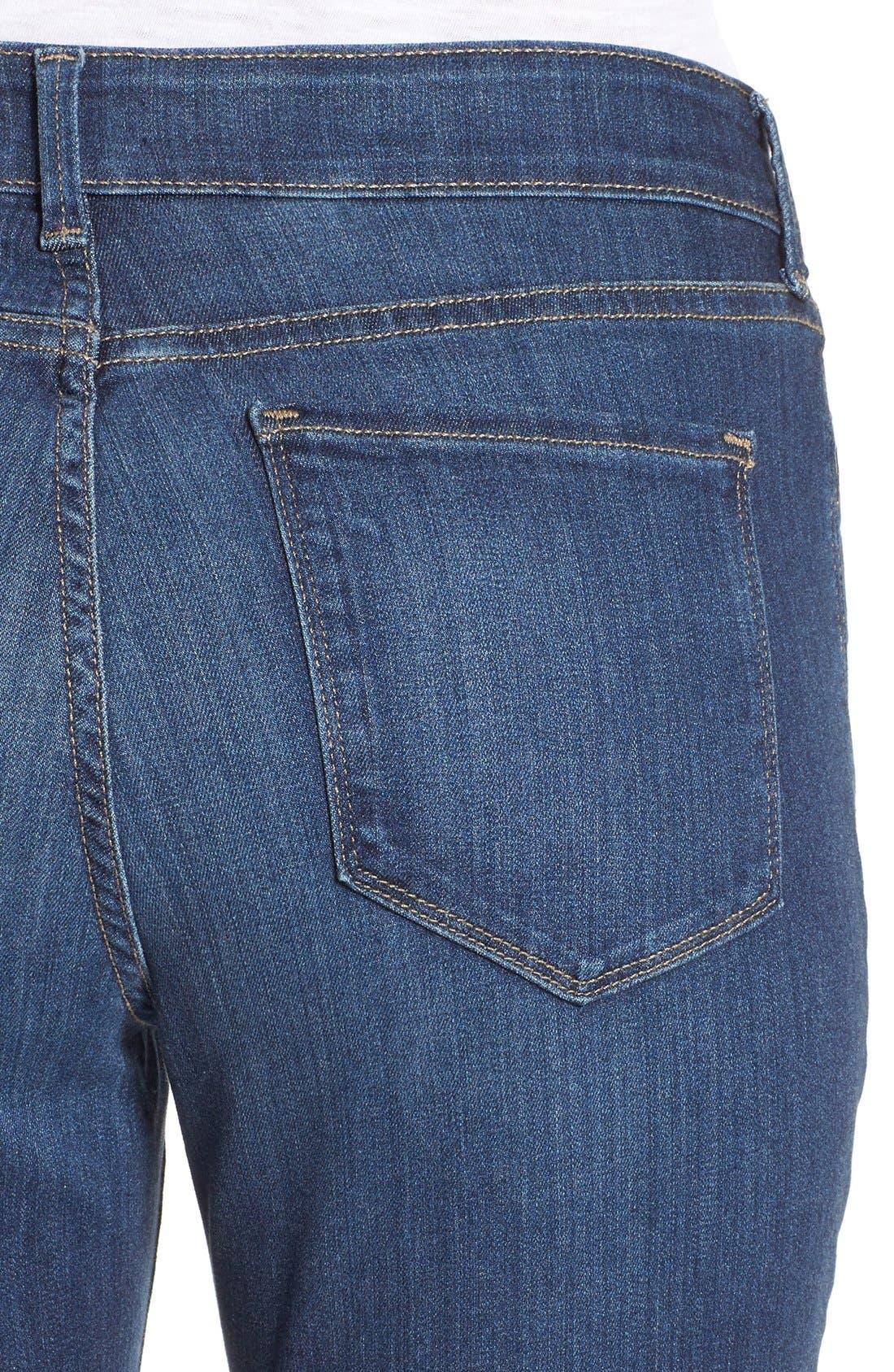 Alternate Image 3  - NYDJ 'Ami' Stretch Skinny Jeans (Regular & Petite)
