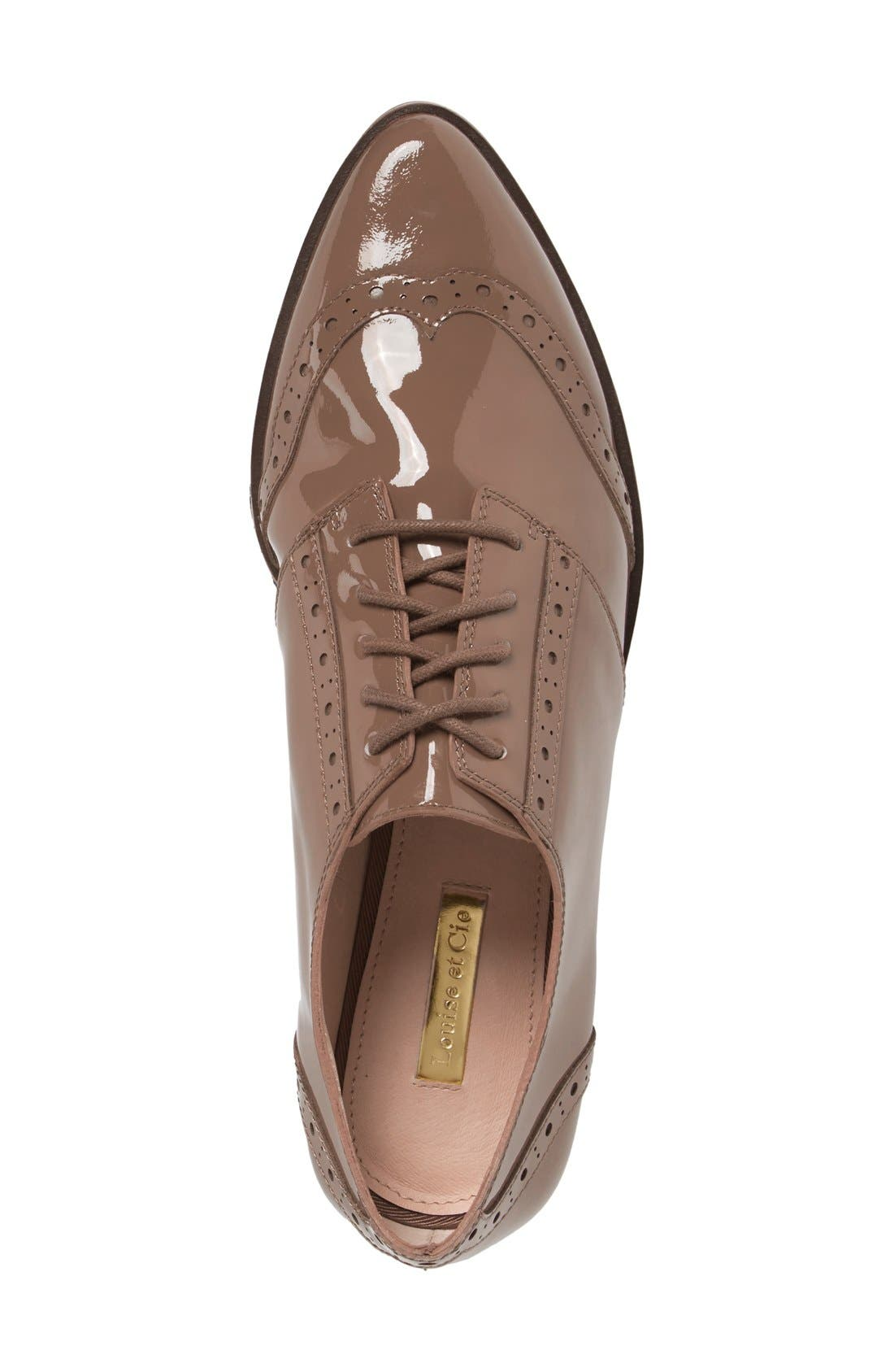 Alternate Image 3  - Louise et Cie 'Adelise' Oxford (Women) (Nordstrom Exclusive)