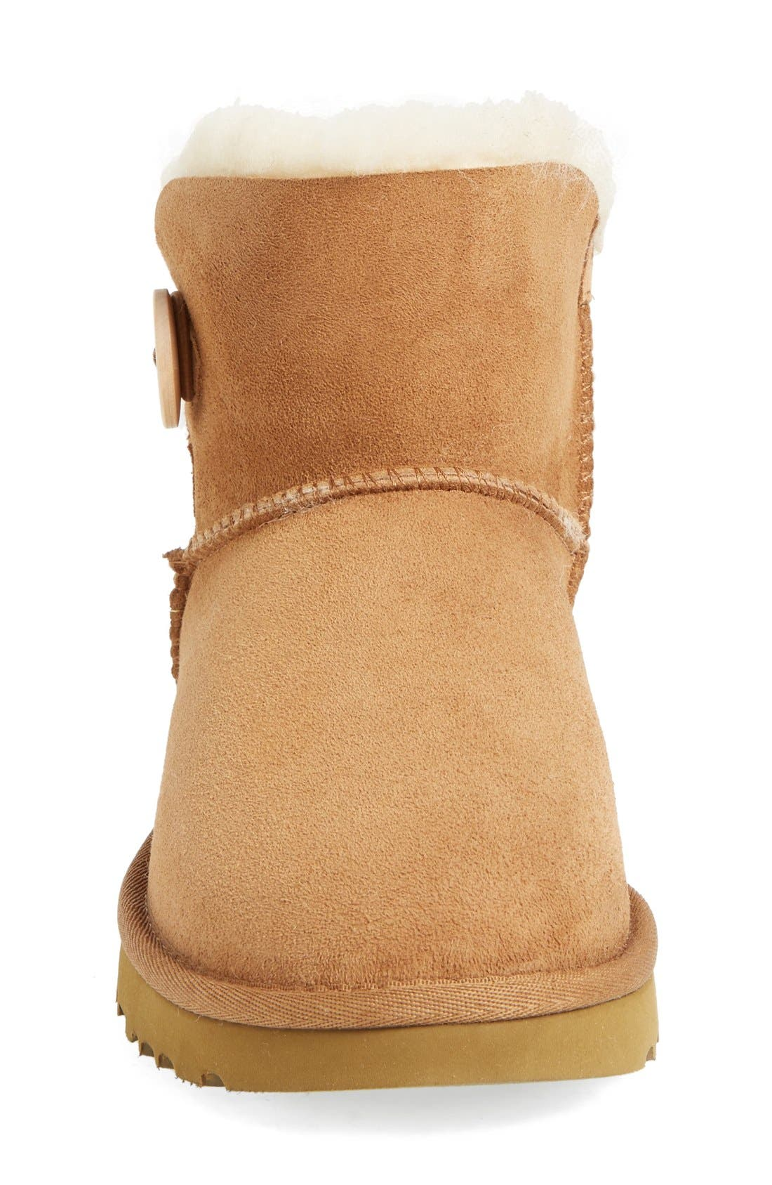 Alternate Image 3  - UGG® 'Mini Bailey Button II' Boot (Women)
