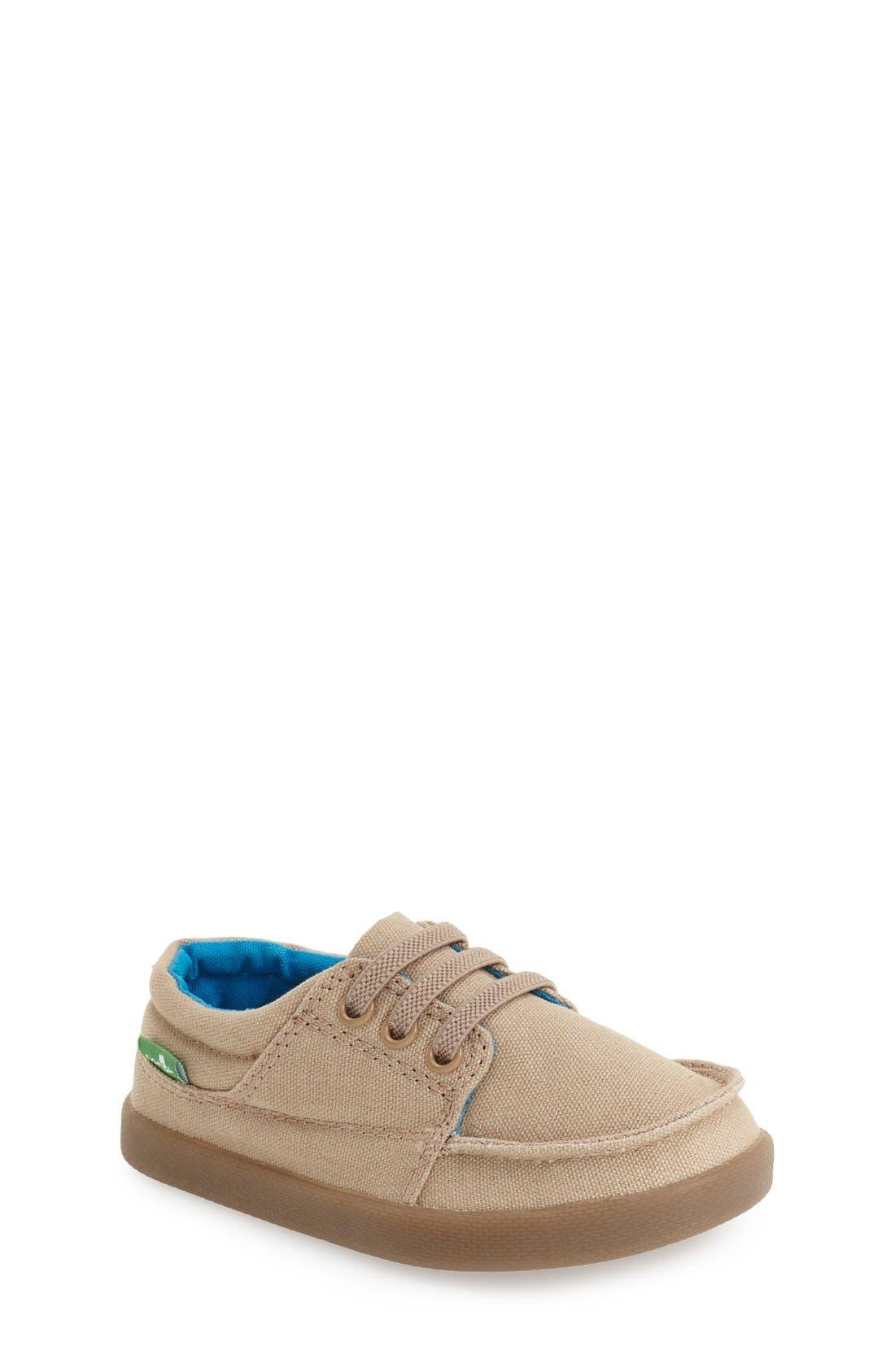 Sanuk 'Lil Tko' Sneaker (Toddler, Little Kid & Big Kid)