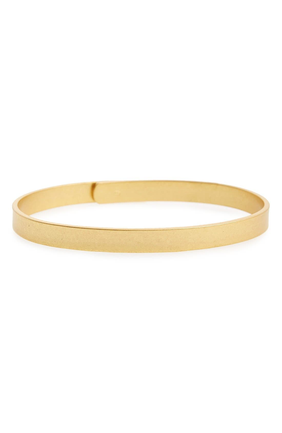 Alternate Image 1 Selected - Madewell Glider Bangle