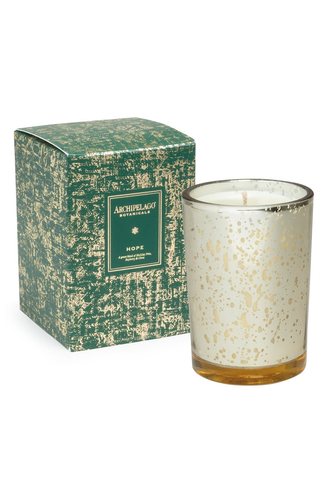 Archipelago Botanicals Holiday Boxed Votive Candle