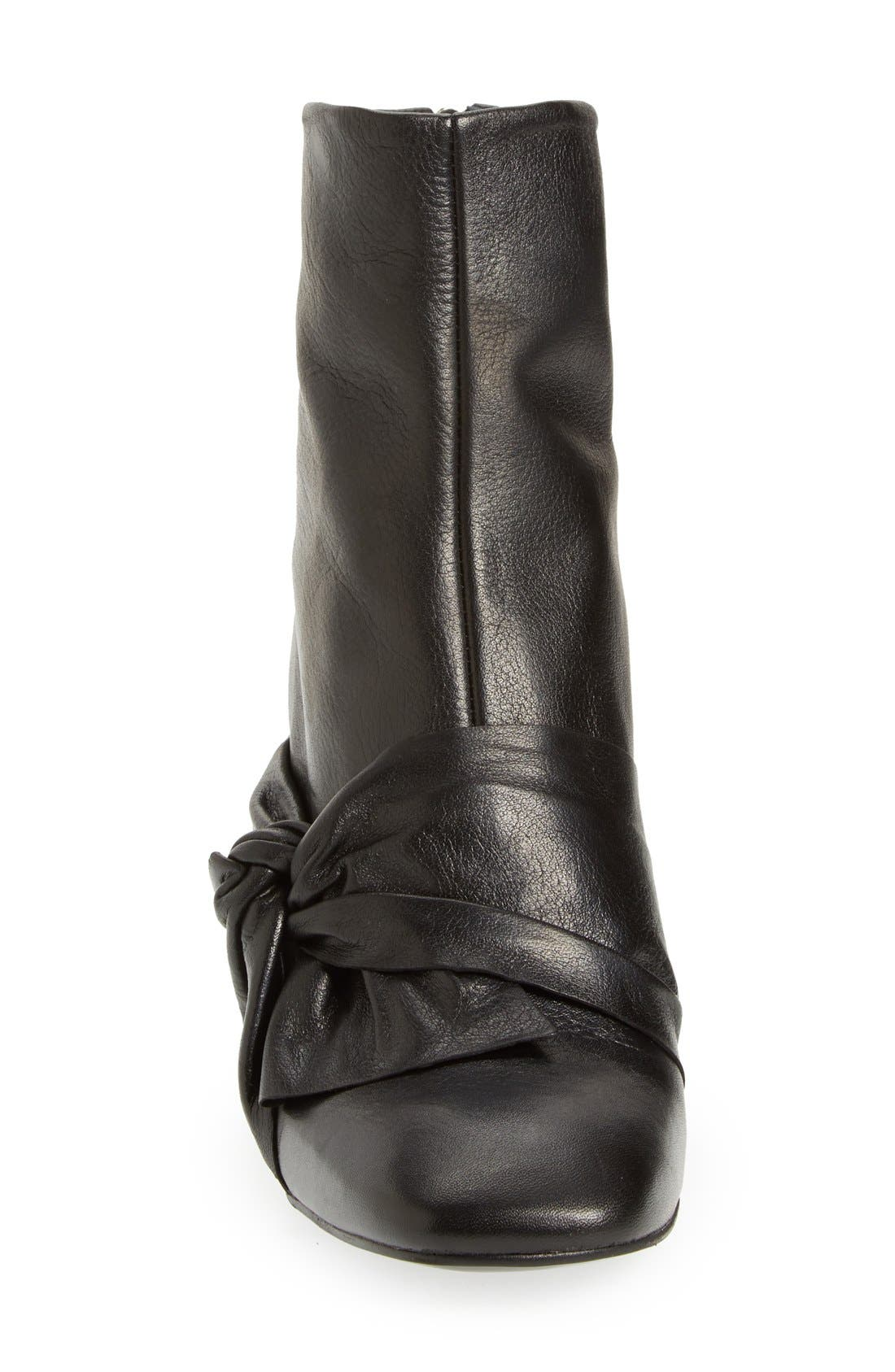 Alternate Image 3  - Topshop 'Bow Monroe' Knotted Bootie (Women)