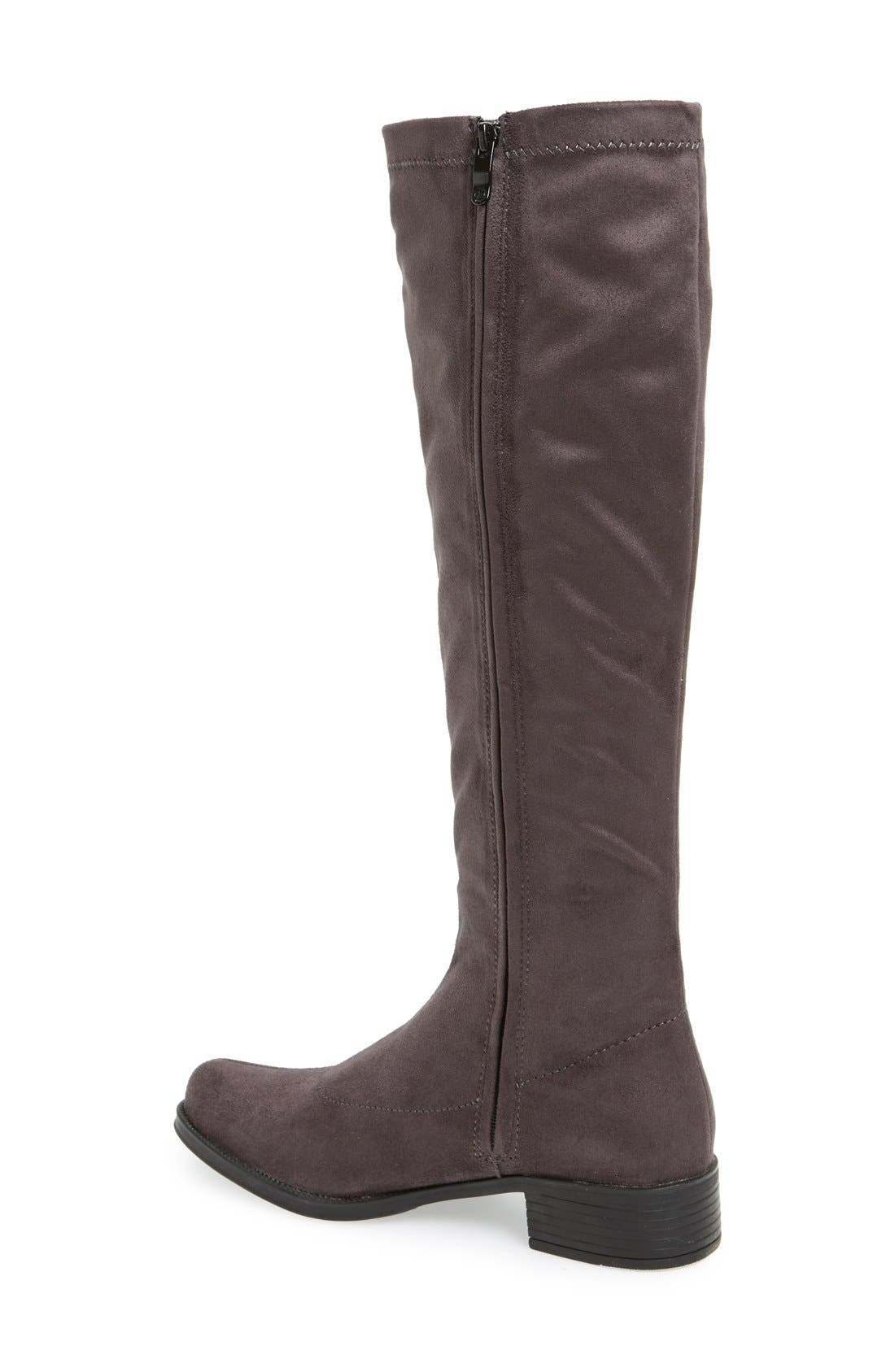 Alternate Image 2  - Bussola 'Sofia' Tall Boot (Women)