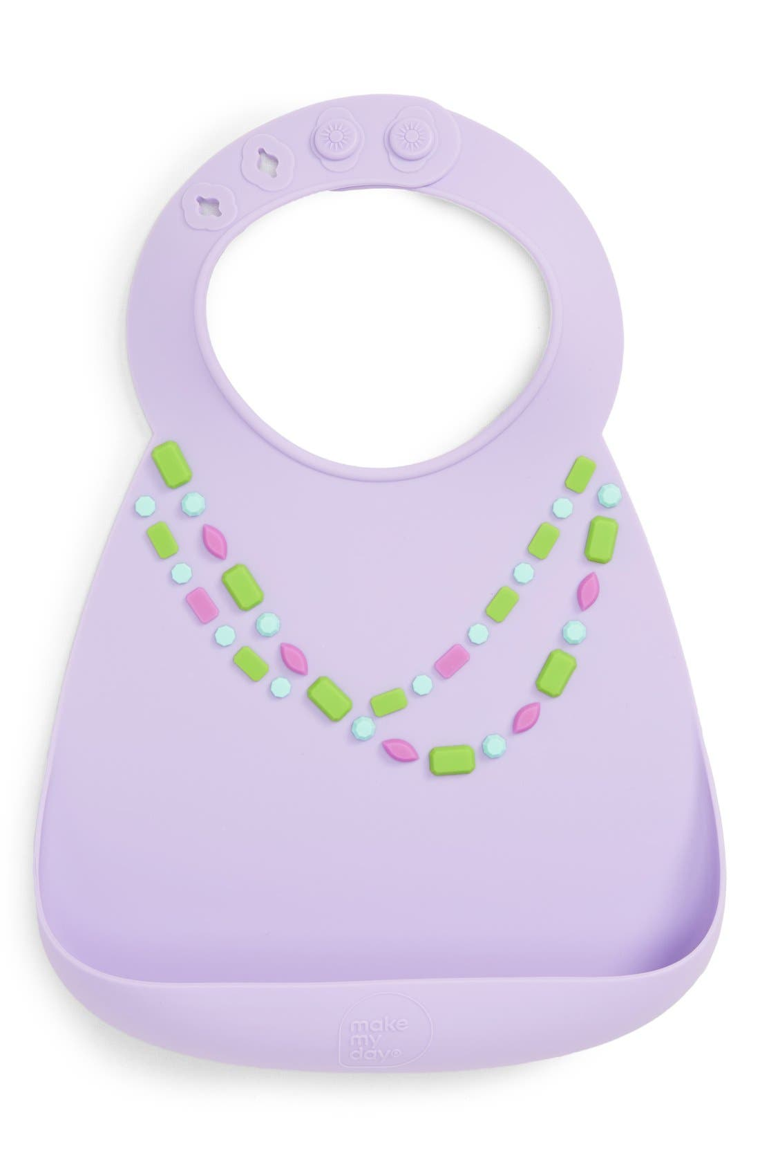make my day 'For a Lil Sparkle' Bib