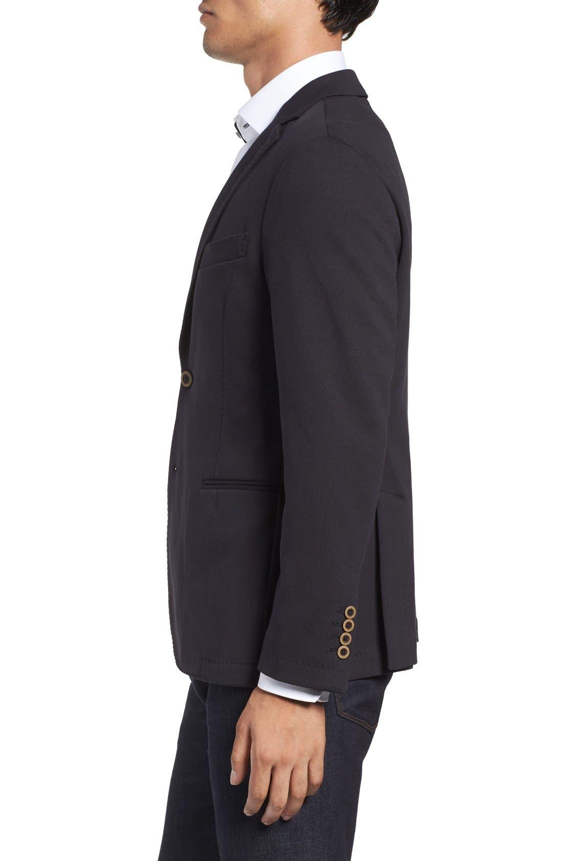 Alternate Image 3  - Stone Rose Knit Blazer