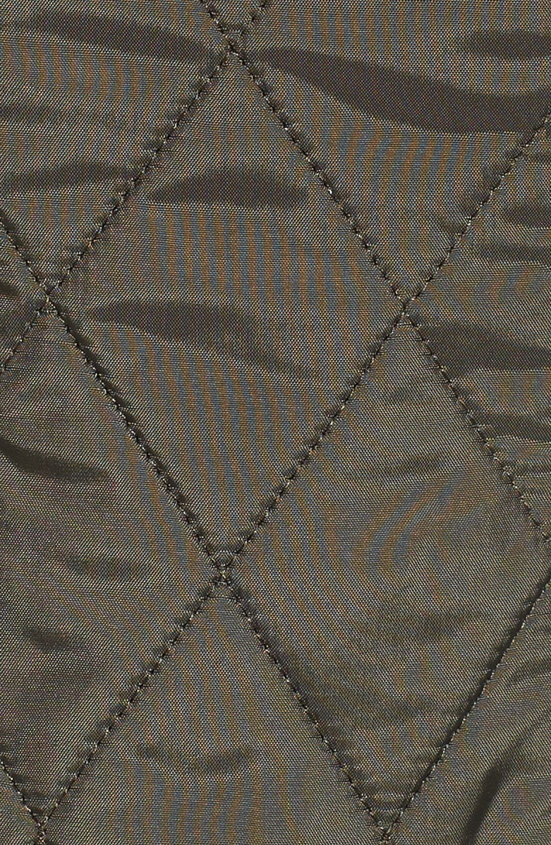 Alternate Image 5  - Barbour 'Betty' Fleece Lined Quilted Liner