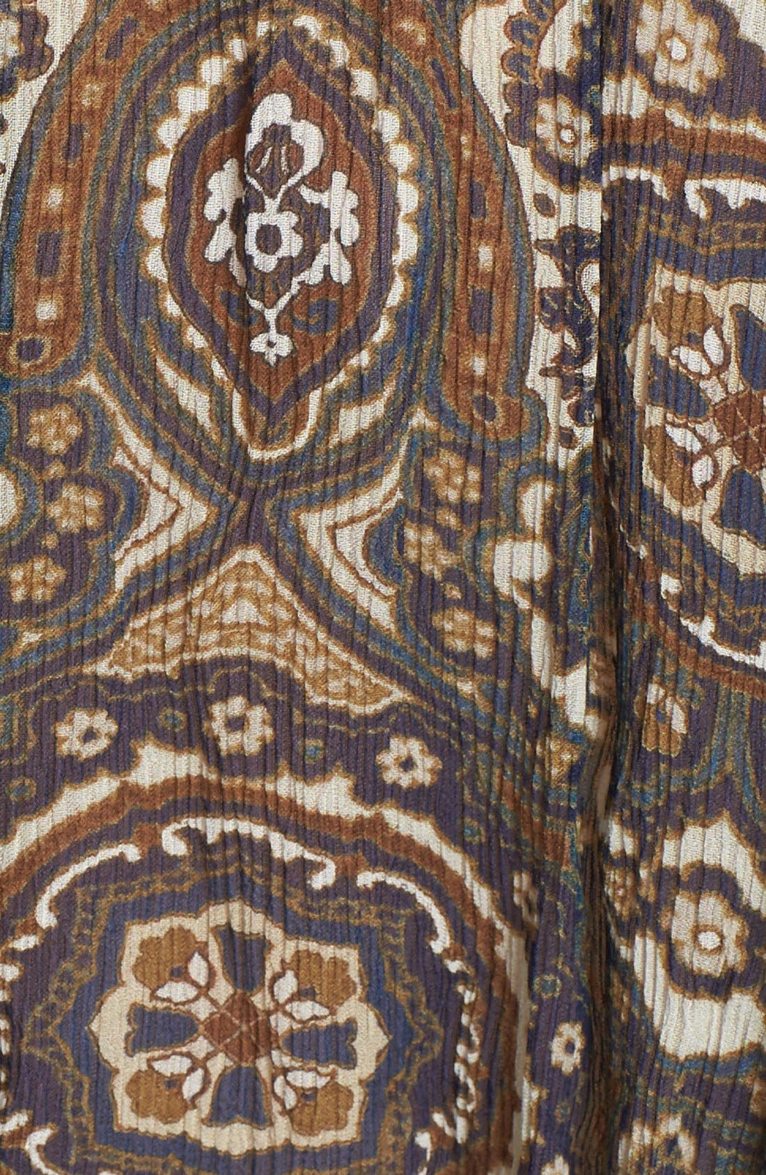 Alternate Image 3  - Chloé Medallion Print Silk Crepon Blouse