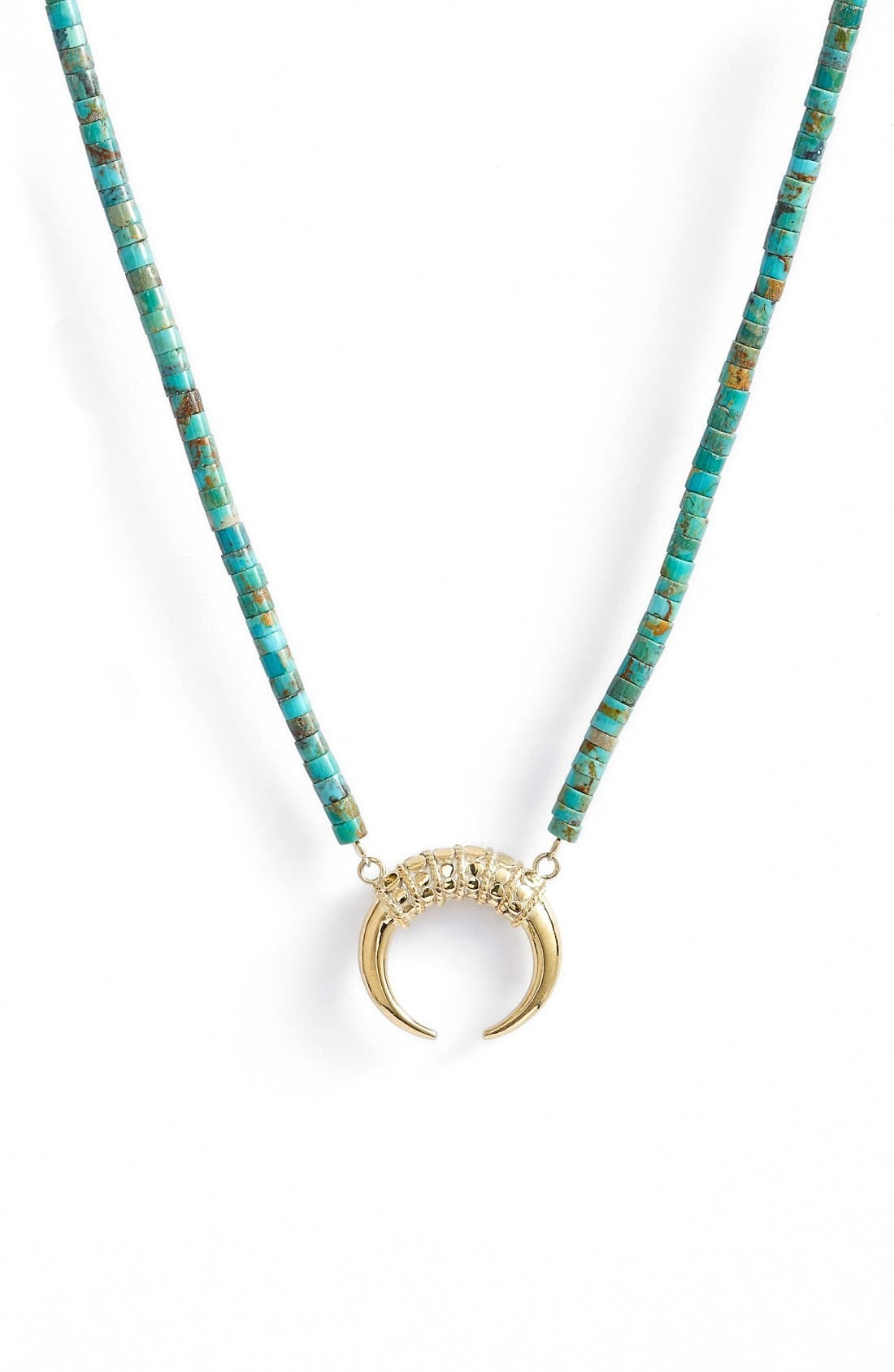 Alternate Image 1 Selected - Anna Beck Horn Pendant Necklace