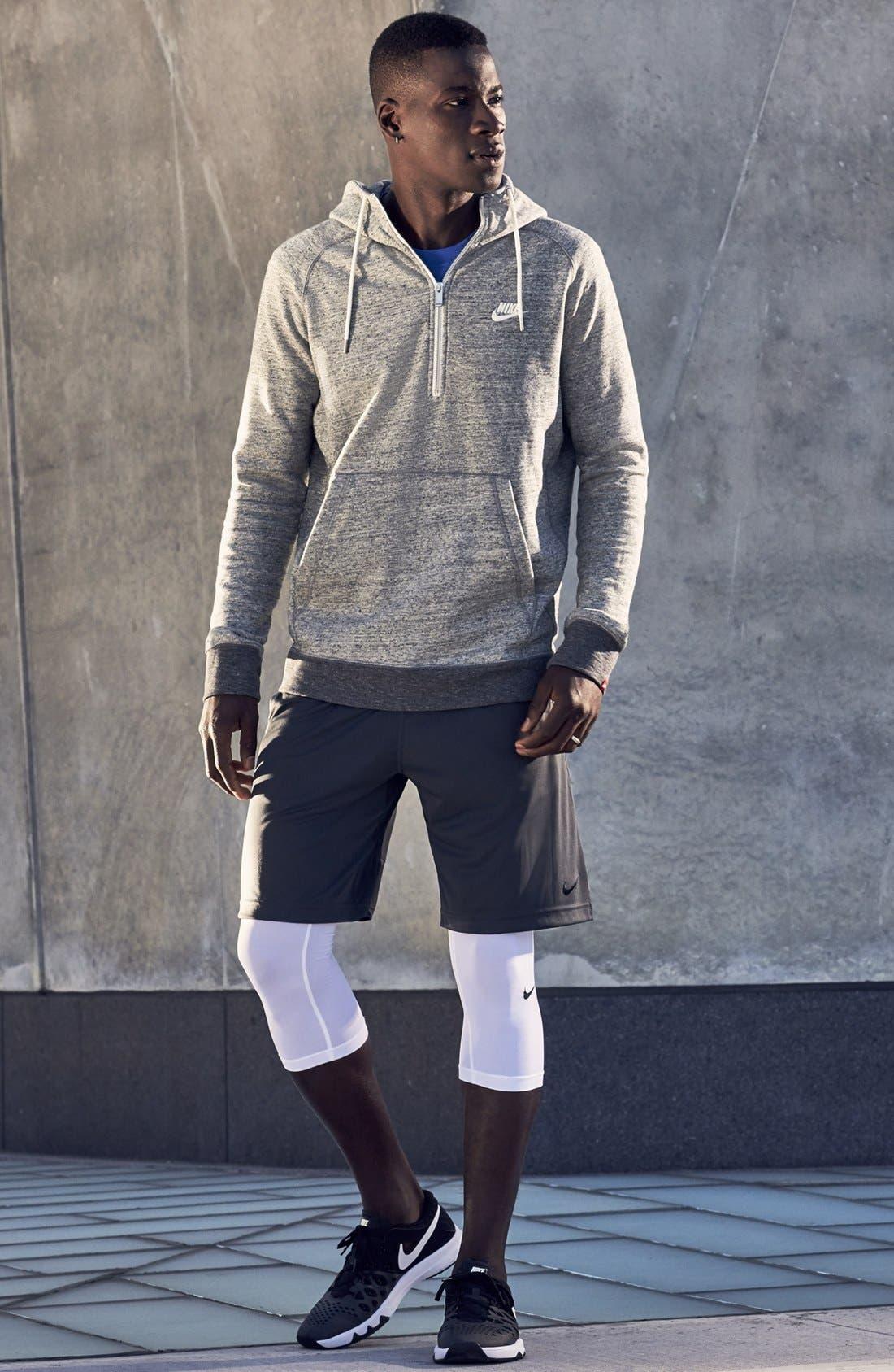 Alternate Image 6  - Nike 'Fly' Dri-FIT Training Shorts