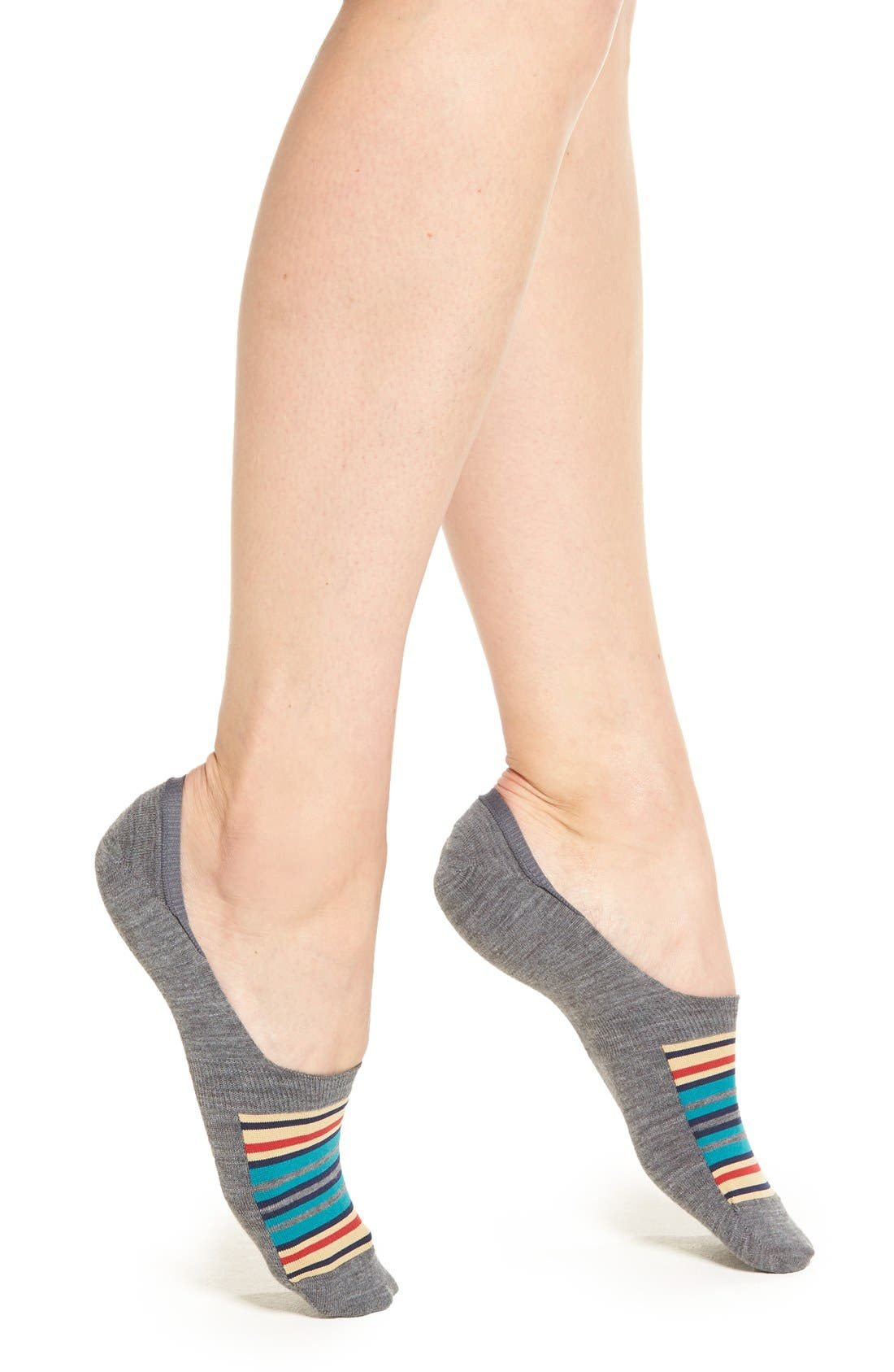 Pendleton 'Serape Stripe' Low Profile Socks