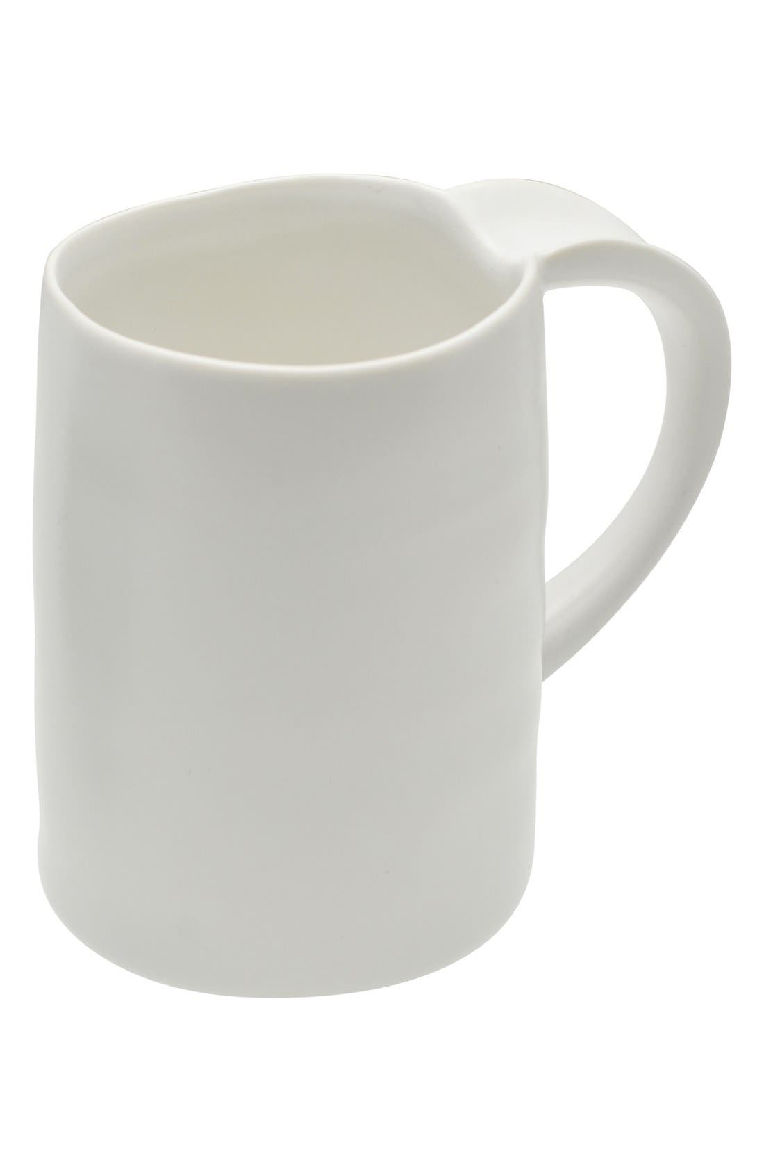 10 Strawberry Street 'Ripple' Porcelain Mugs (Set of 6)